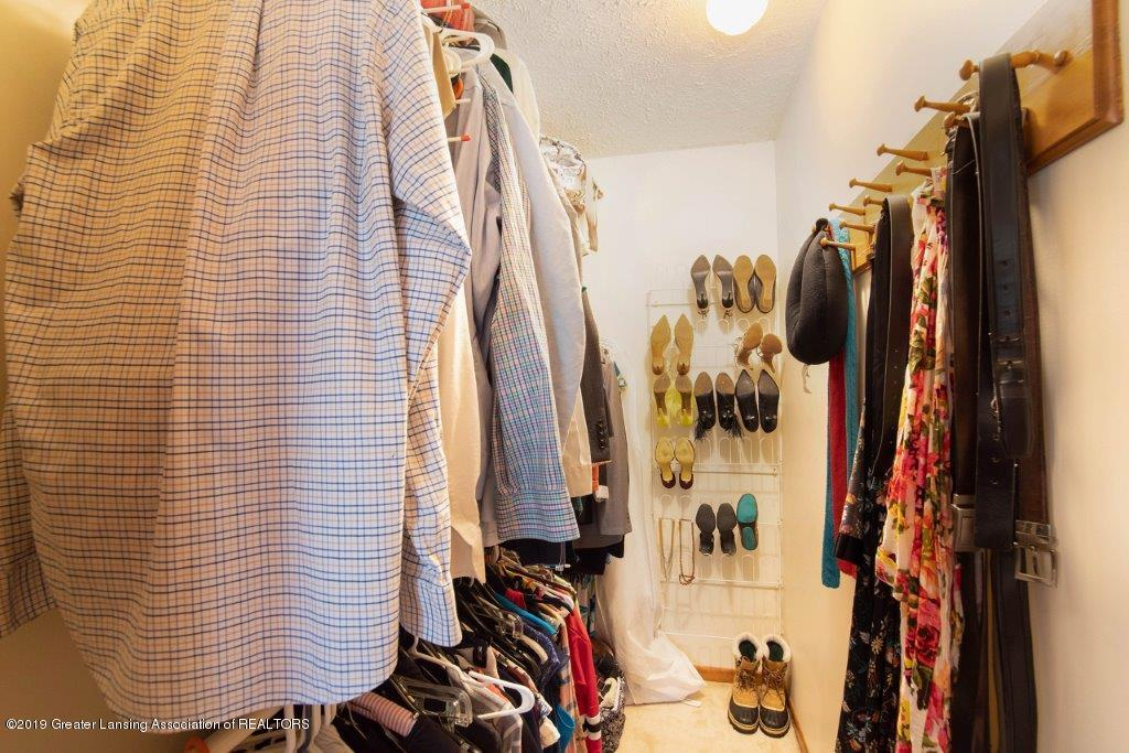 4375 N Williamston Rd - Master Closet - 20