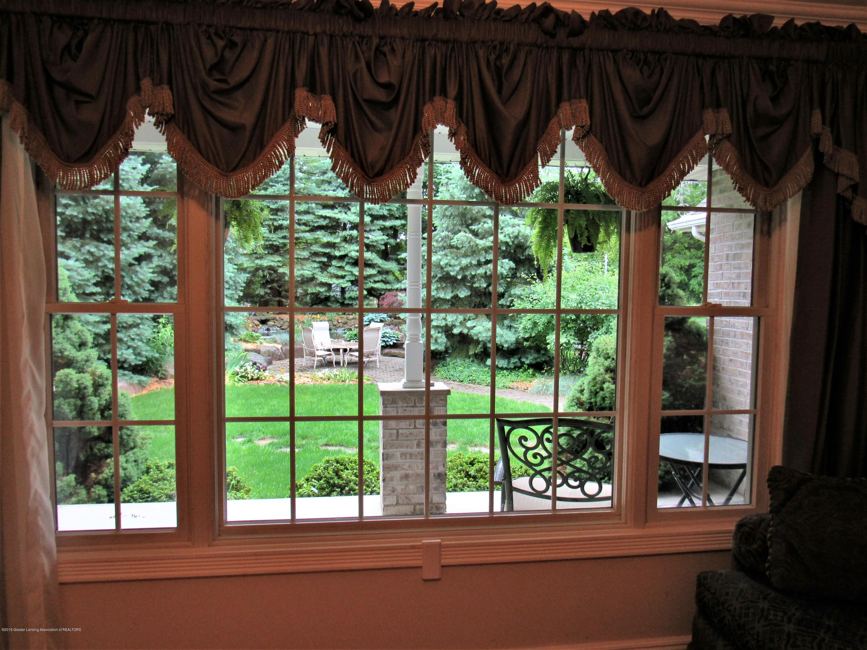 6309 Porter Ave - View out Sitting Room - 8