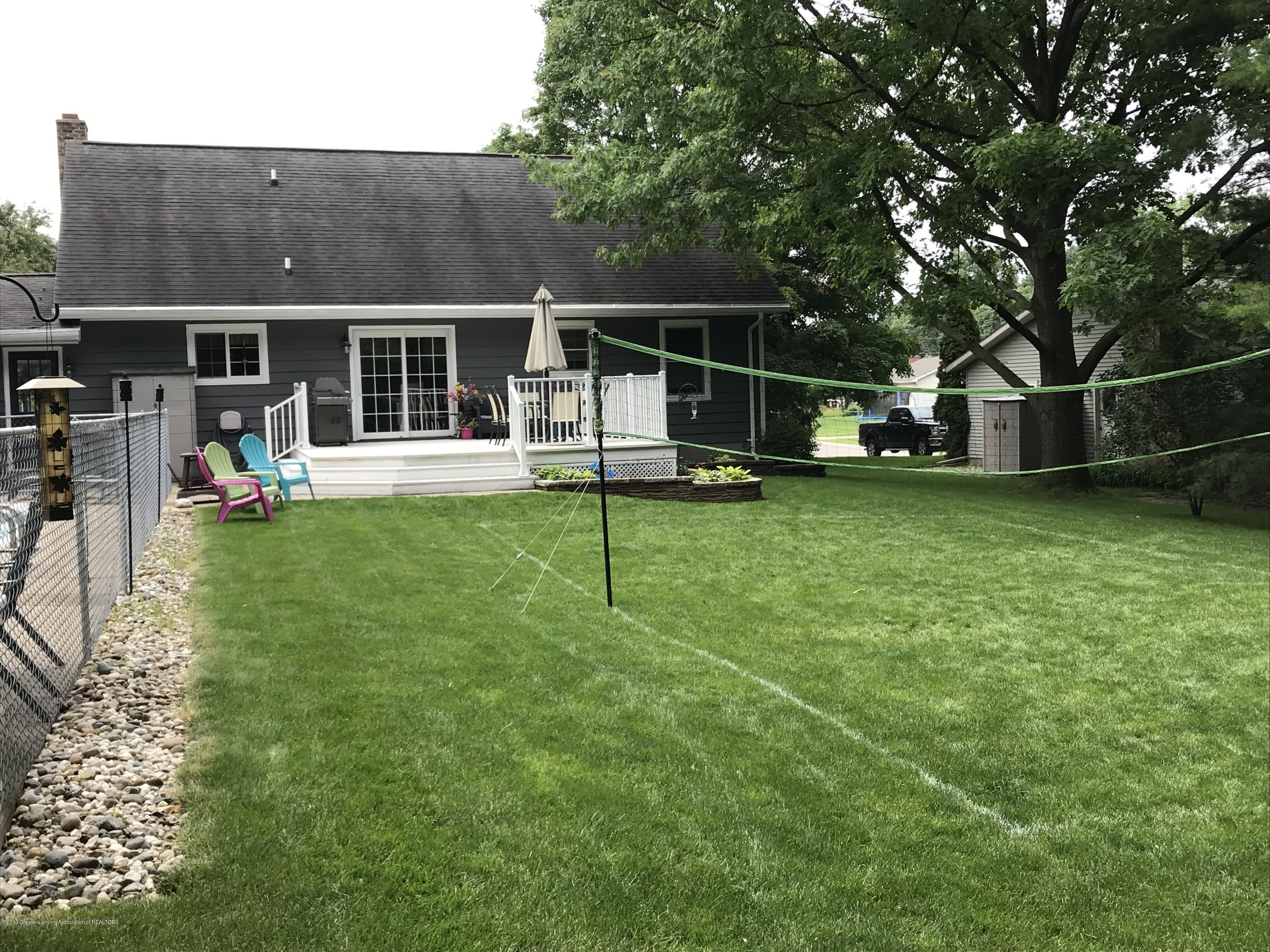 7205 Rock Bridge Rd - Backyard - 13