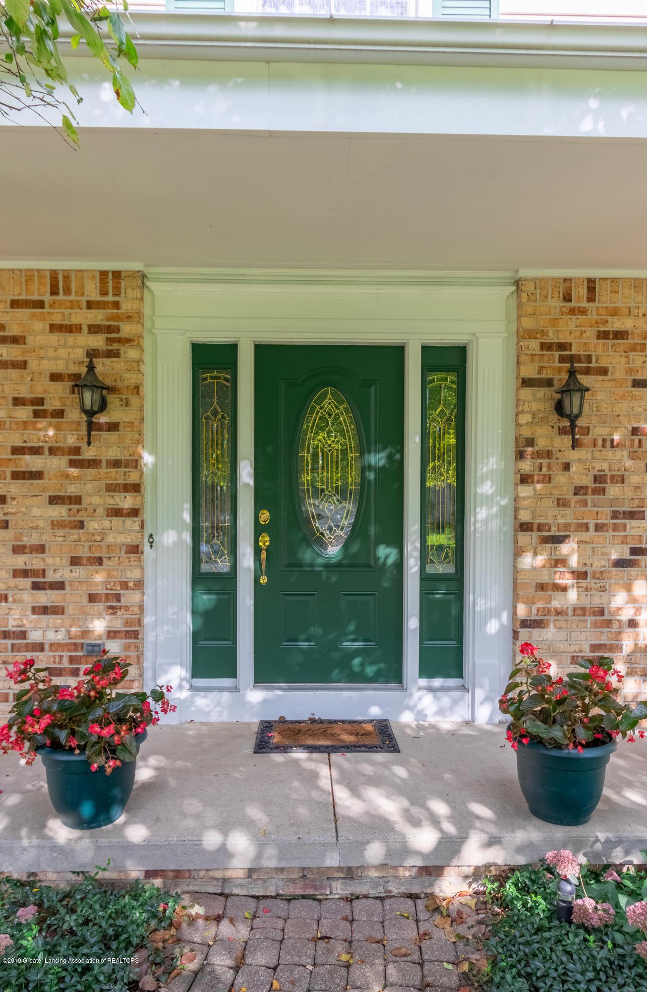 3901 Highwood Pl - Entrance - 9