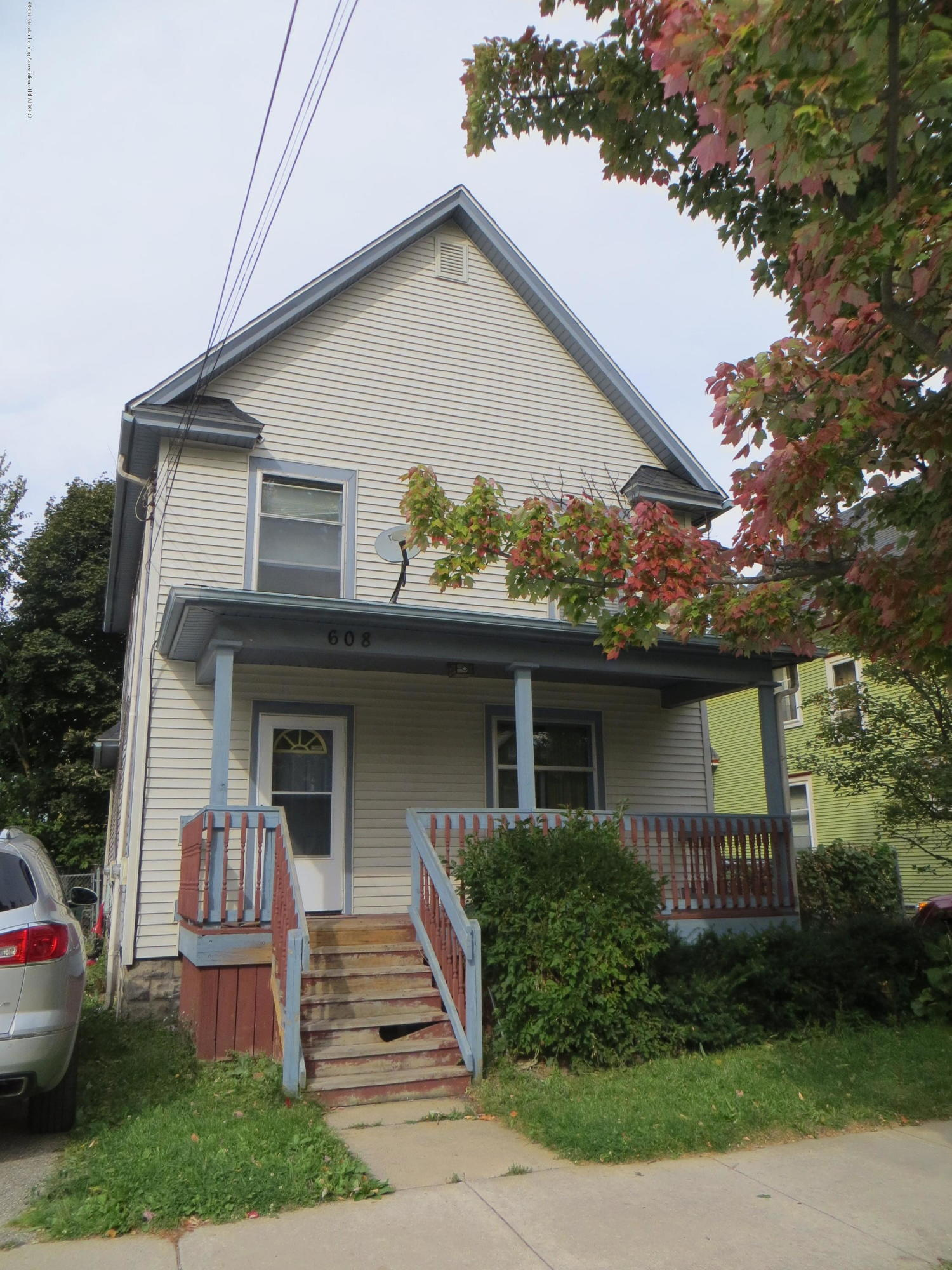 608 W Lapeer St - front - 1