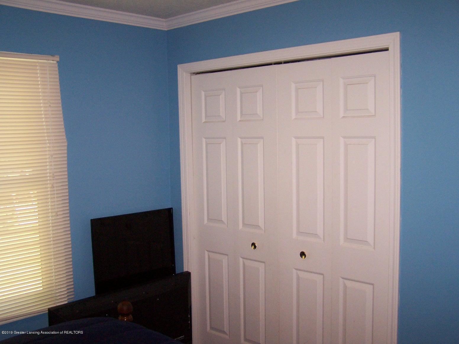 616 Vaughn - Closet in Bedroom #1 - 11