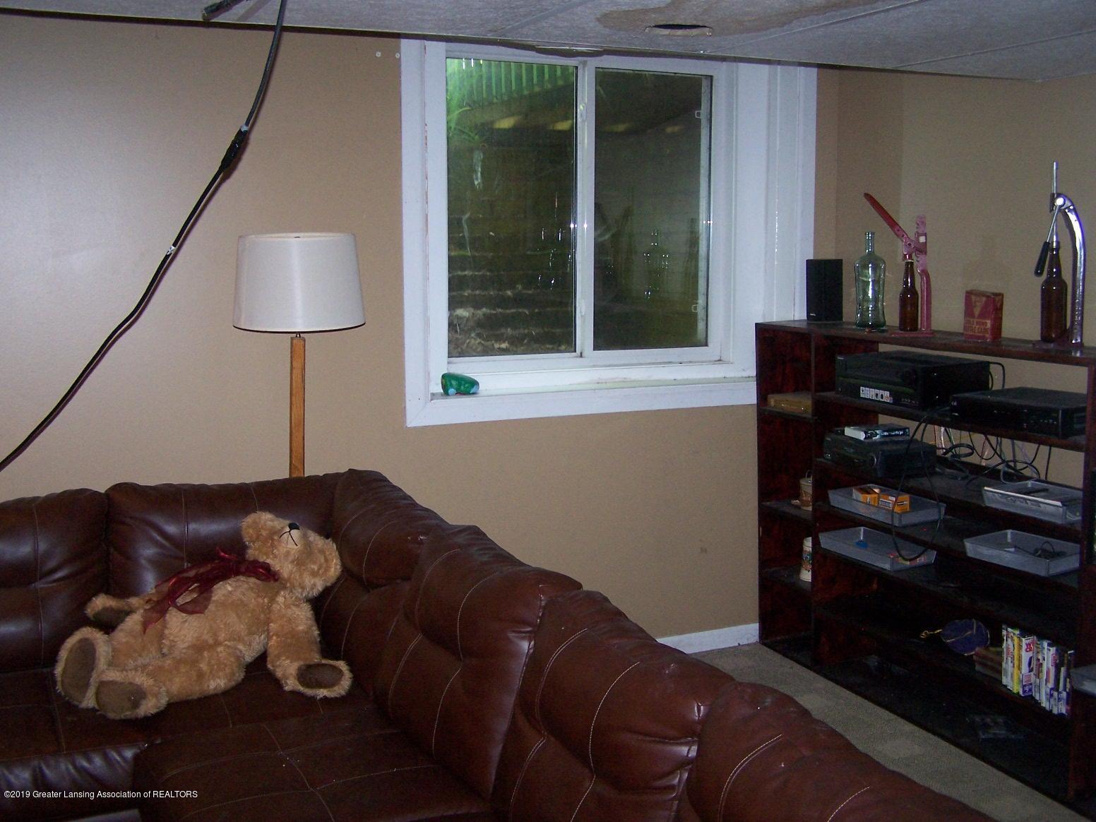 616 Vaughn - Basement couch - 17