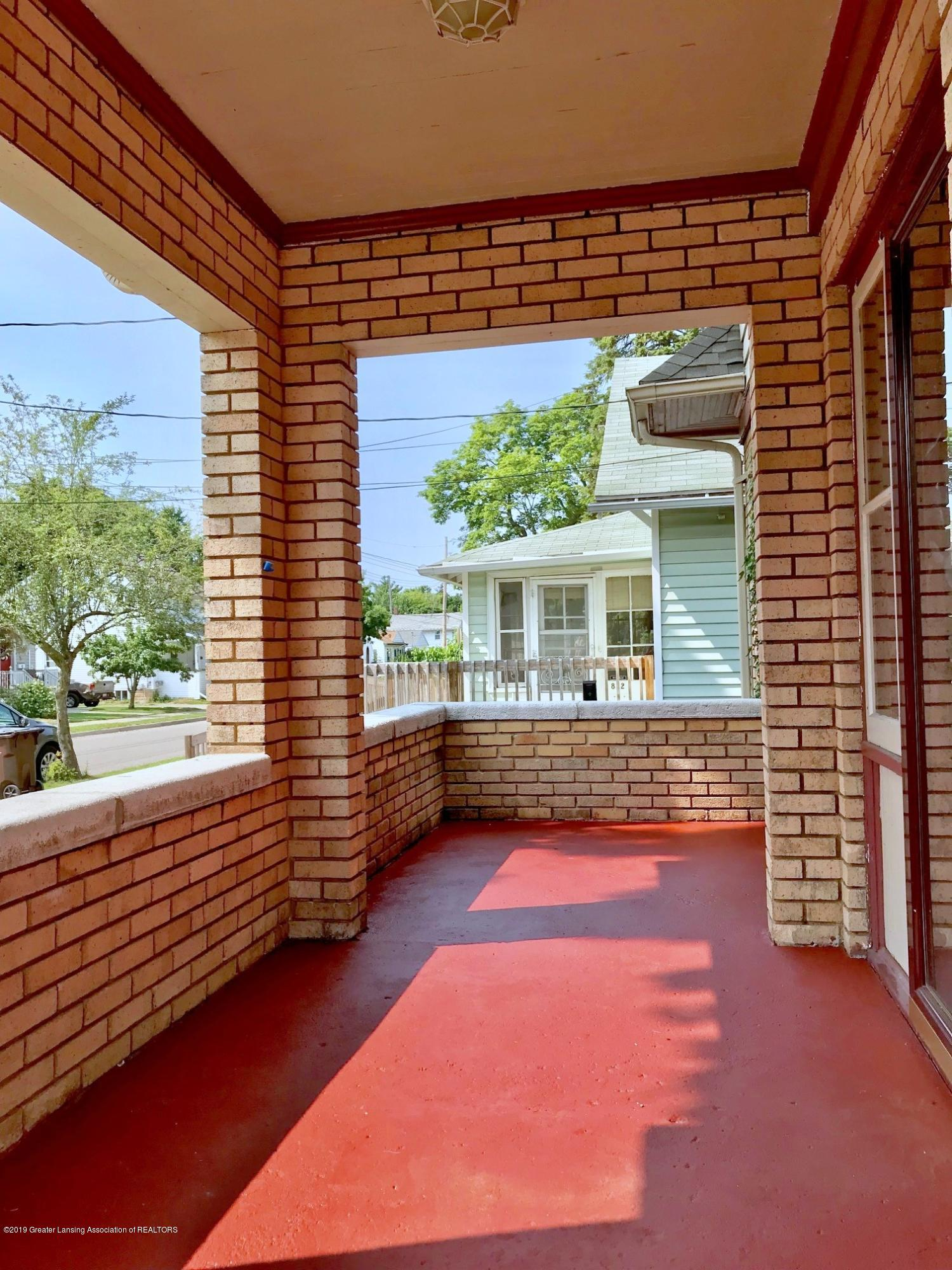 818 Westmoreland Ave - Front Porch - 2