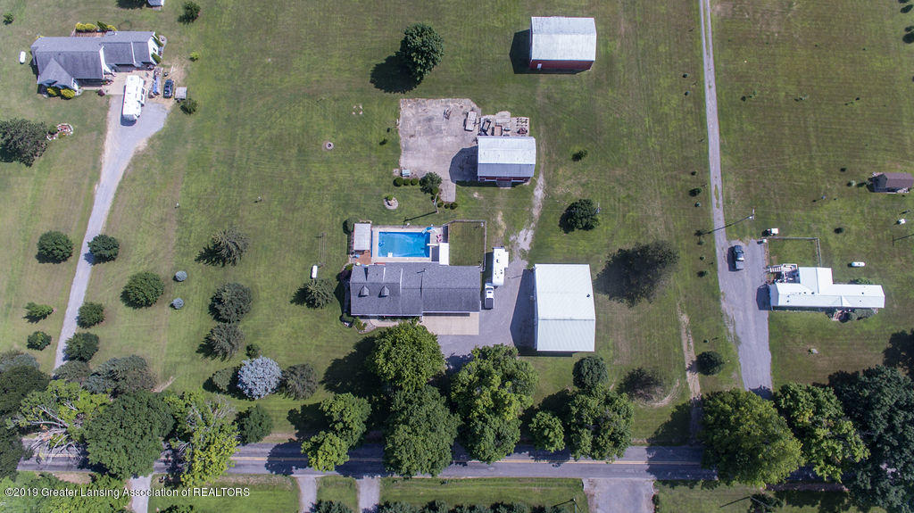 2142 Ewers Rd - Aerial from Road - 21