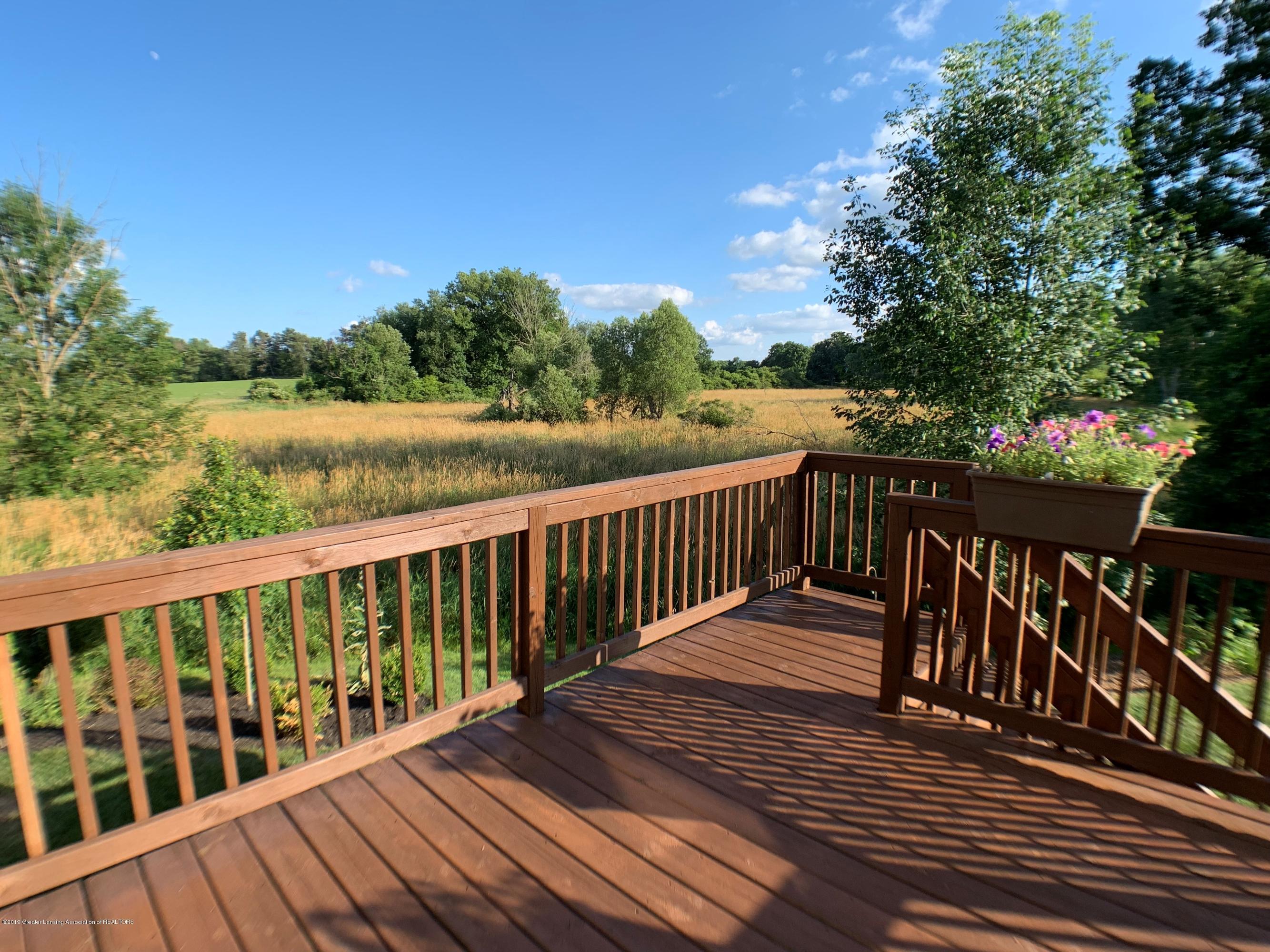 1405 Moose Dr - Backyard View - 33