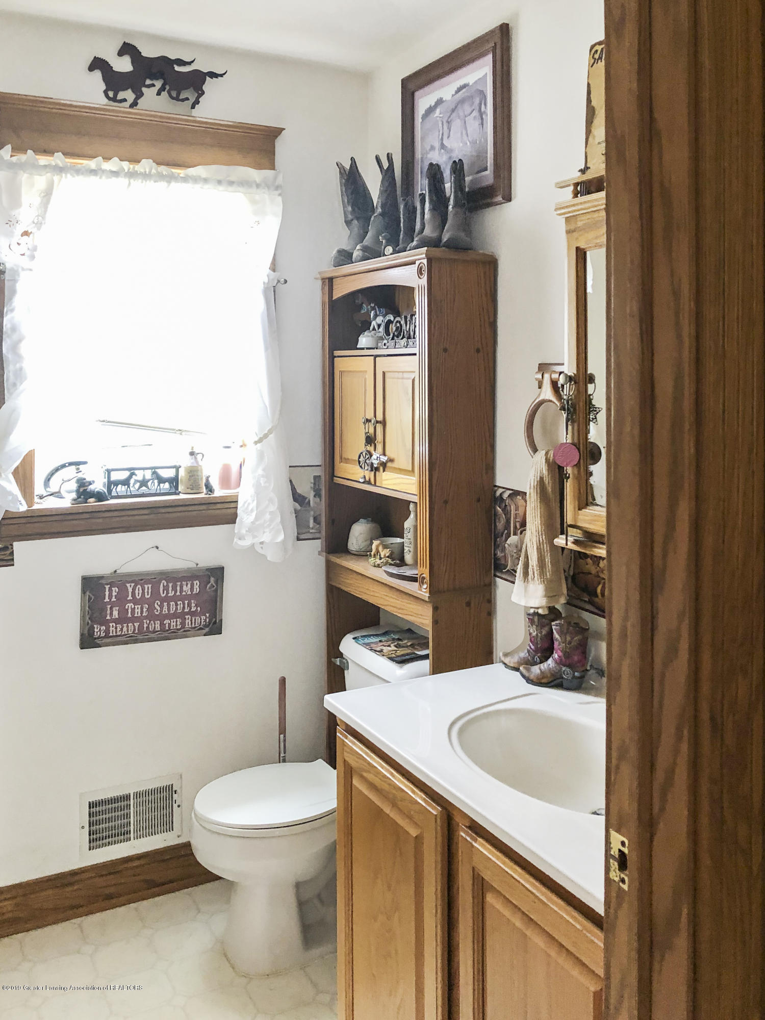 8283 S Forest Hill Rd - Downstairs 1/2 Bath - 24