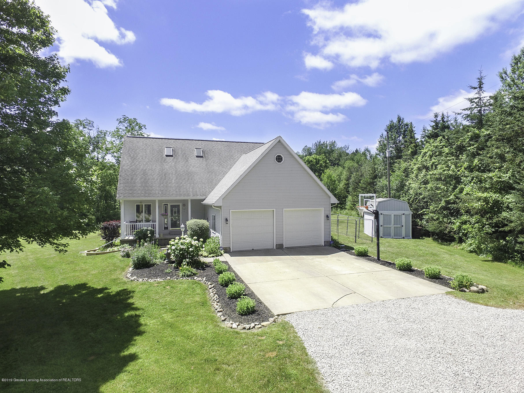 9088 Colby Lake Rd - Front - 1