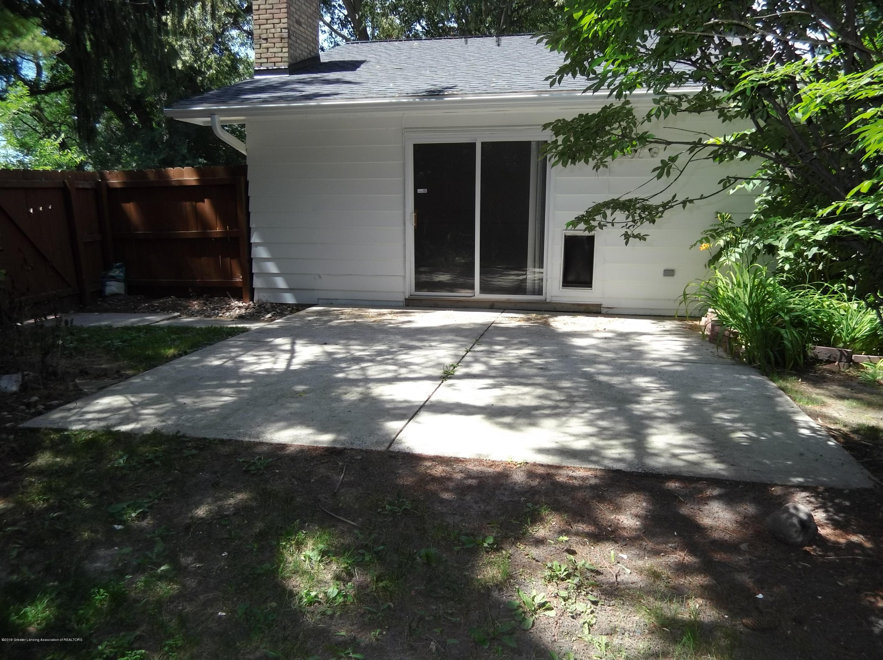 2971 Briarcliff Dr - Back Porch - 21