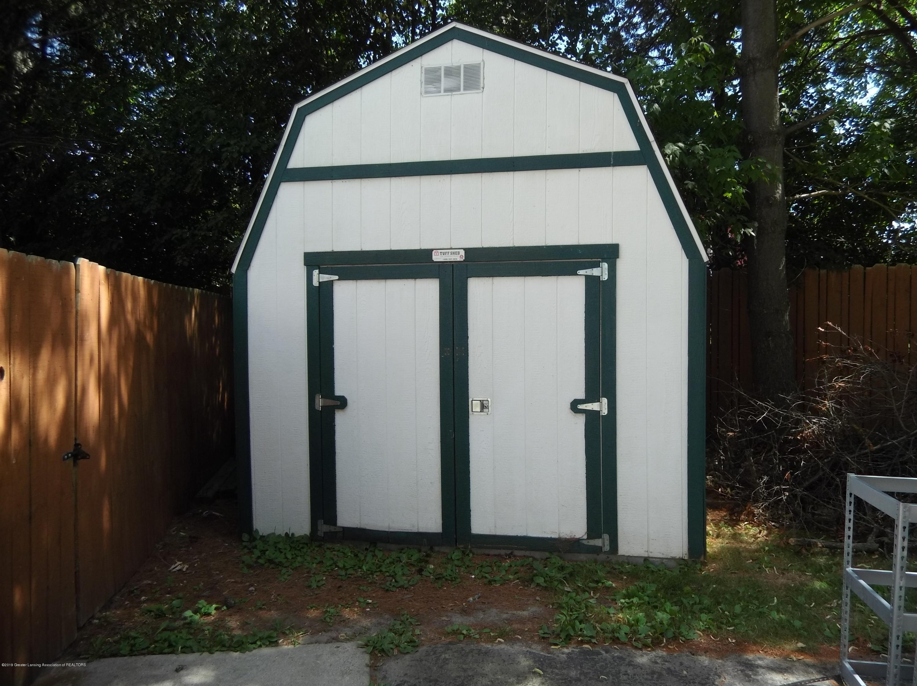 2971 Briarcliff Dr - Shed - 23