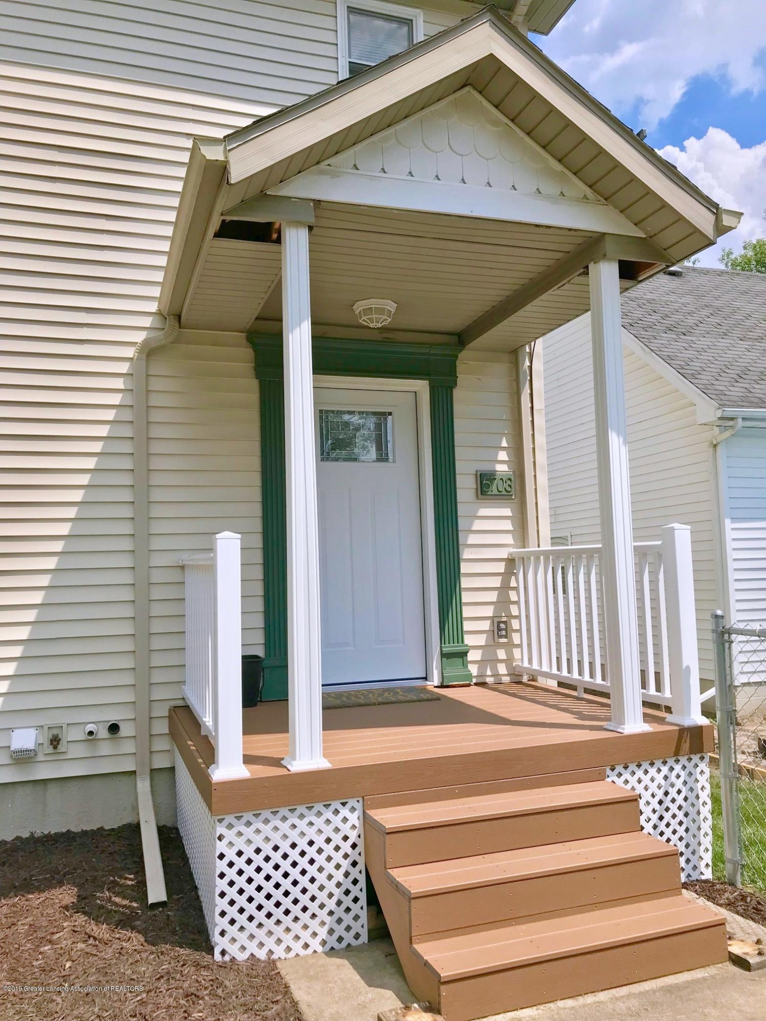 5703 Piper Ave - Front Porch - 3