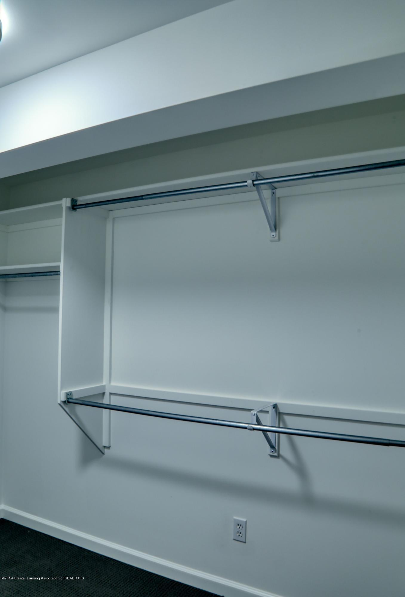 Lower Level Ensuite Closet