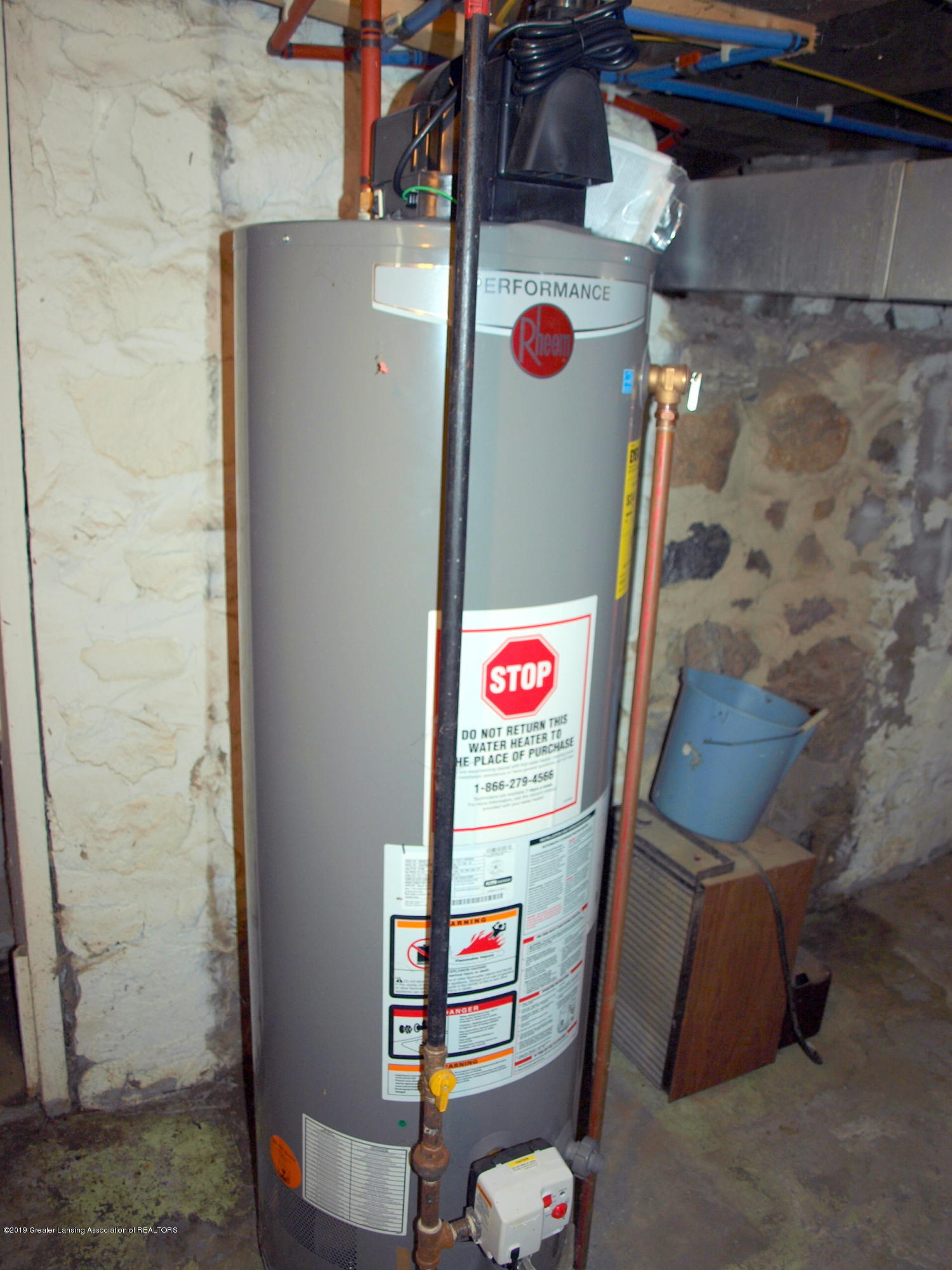 211 Wight St - Water Heater - 11