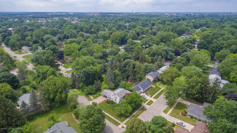 2661 Linden St - Aerial Neighborhood - 48