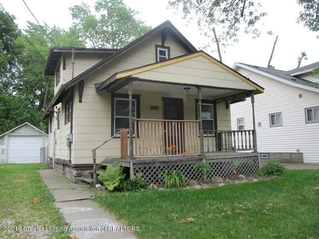 1837 S Rundle Ave - Front - 1