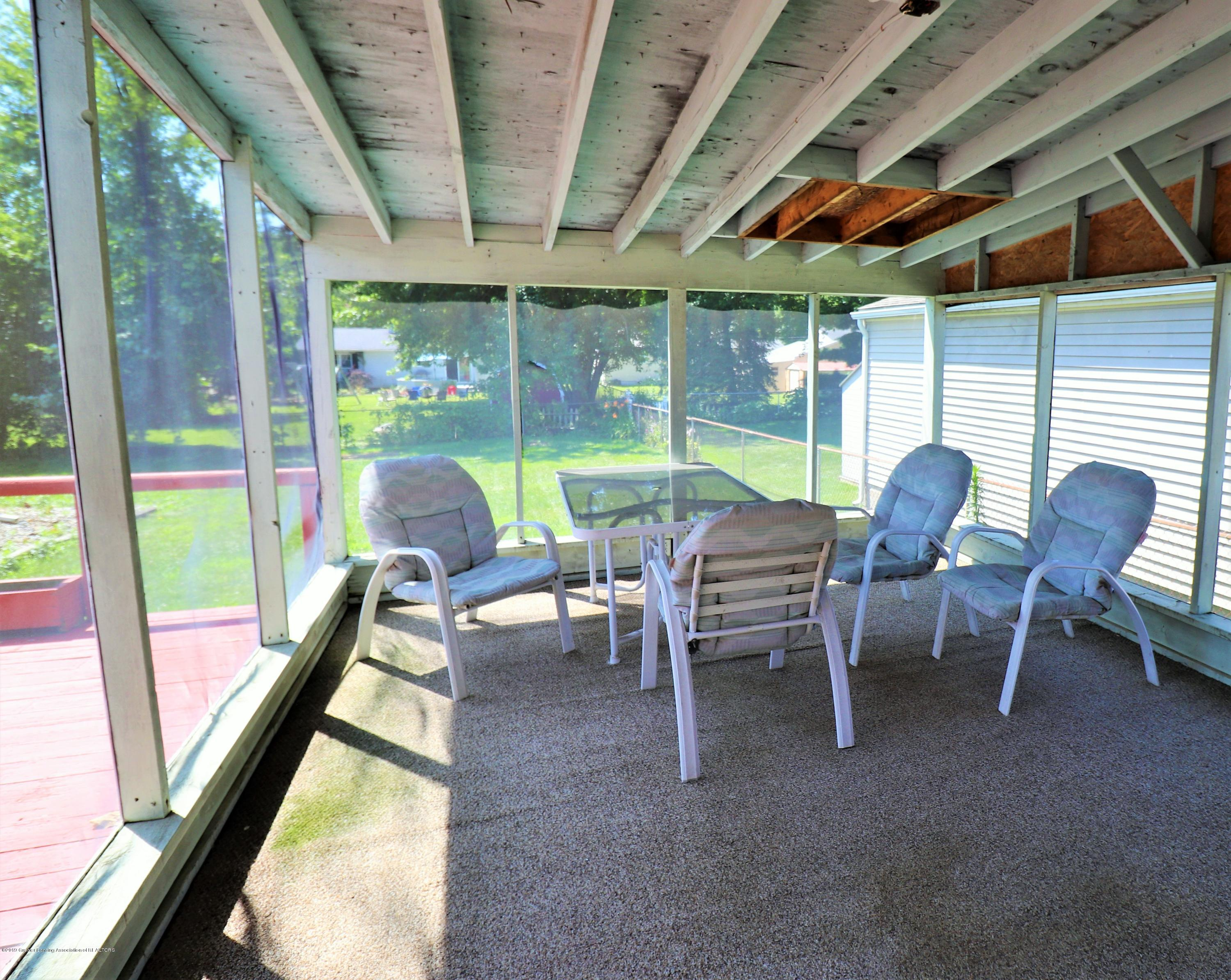 757 Bonnie St - Screen Porch - 13