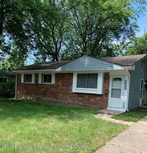4102 Hillborn Ln - FRONT VIEW - 1