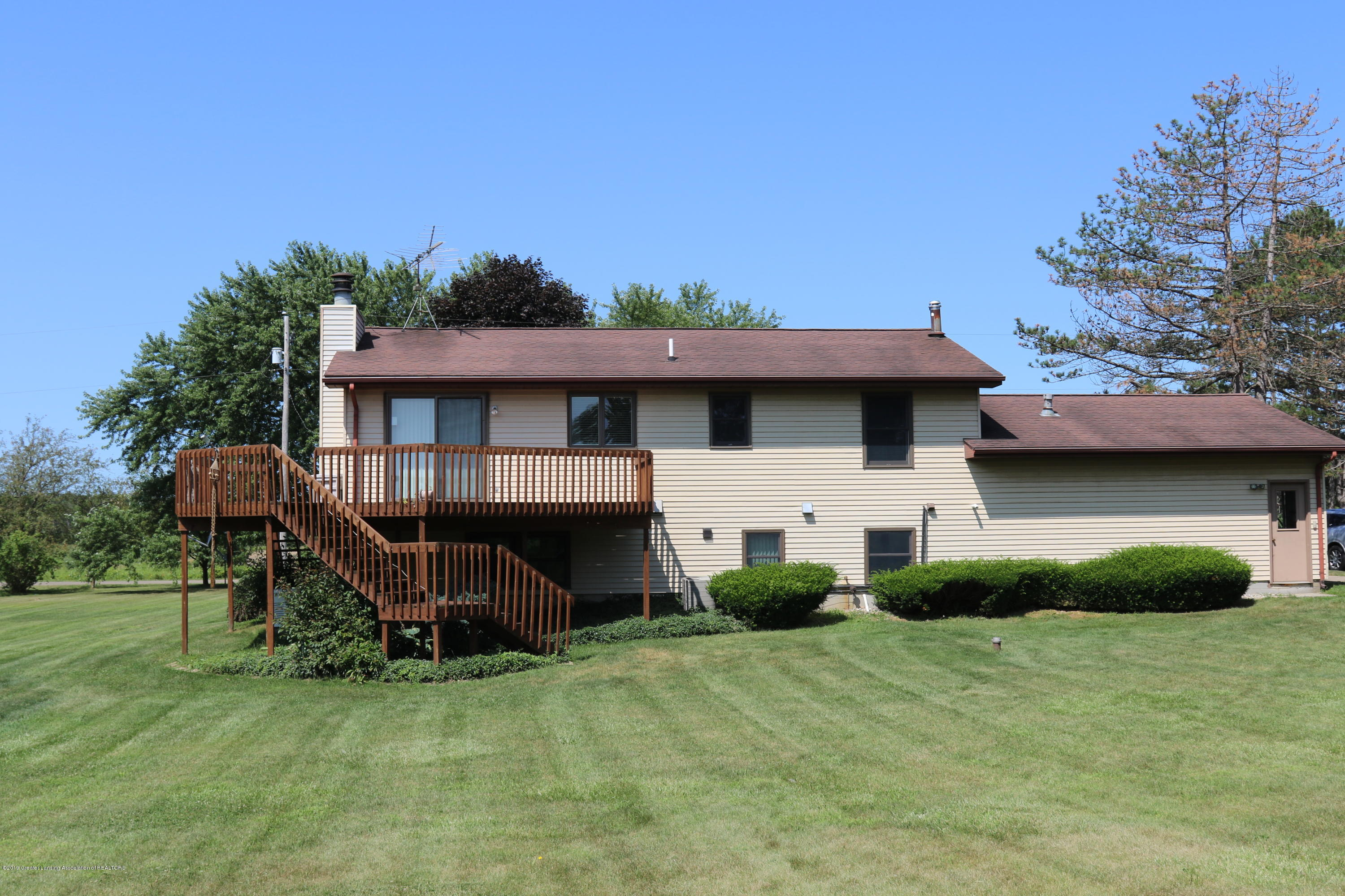 5867 Houston Rd - Overlook your back yard from deck - 2