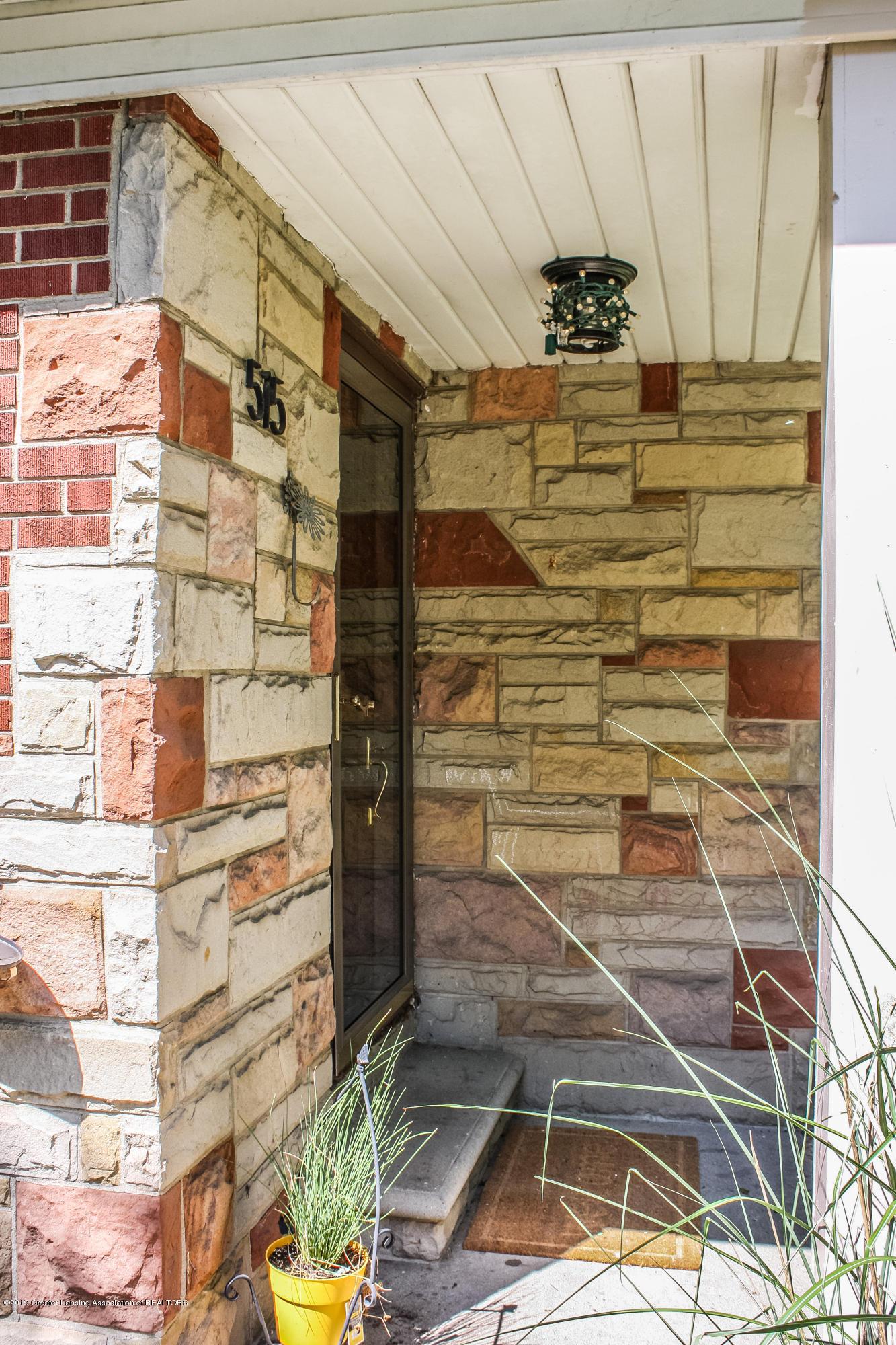 515 Durand St - Front Door - 2