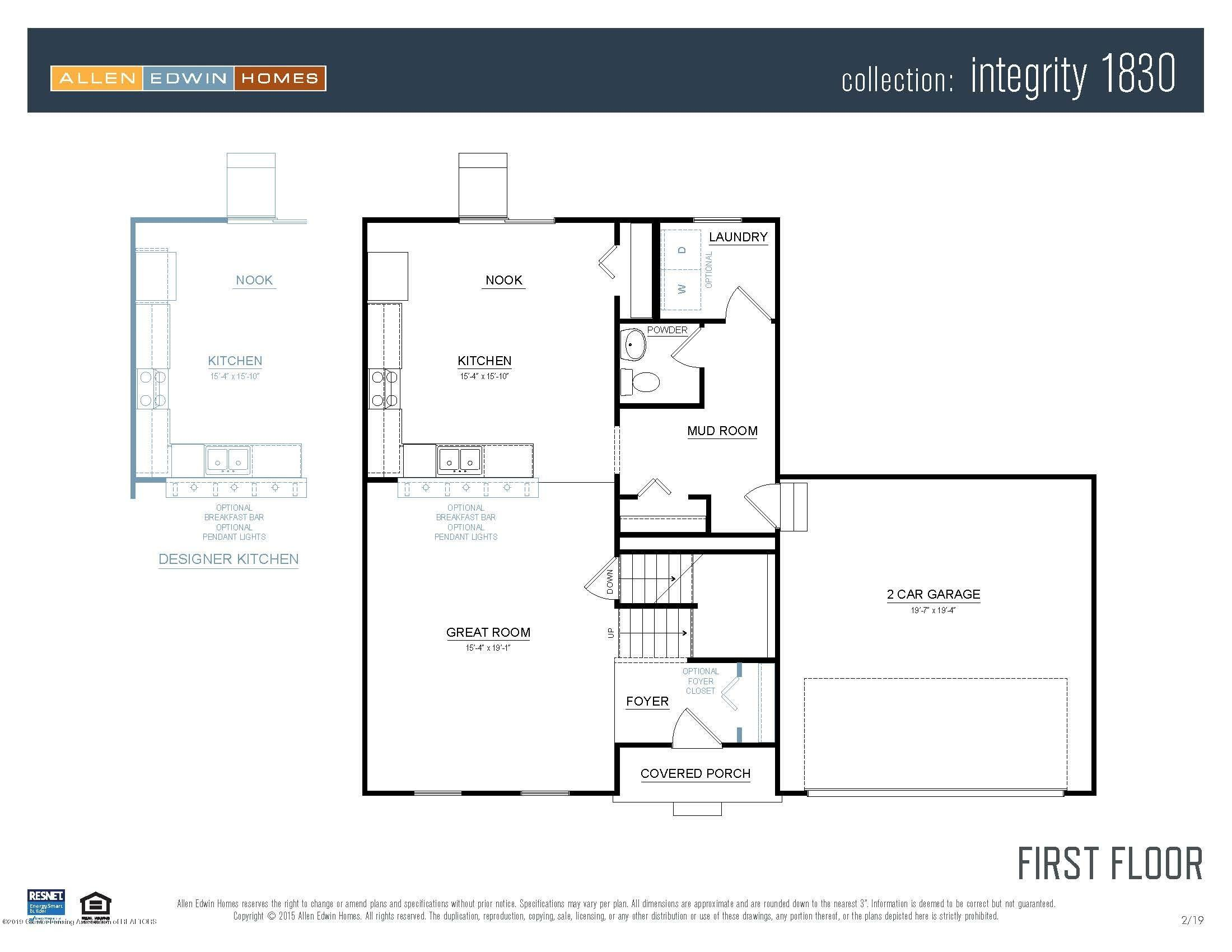 1125 River Oaks Dr - Integrity 1830 V8.1a First Floor - 3