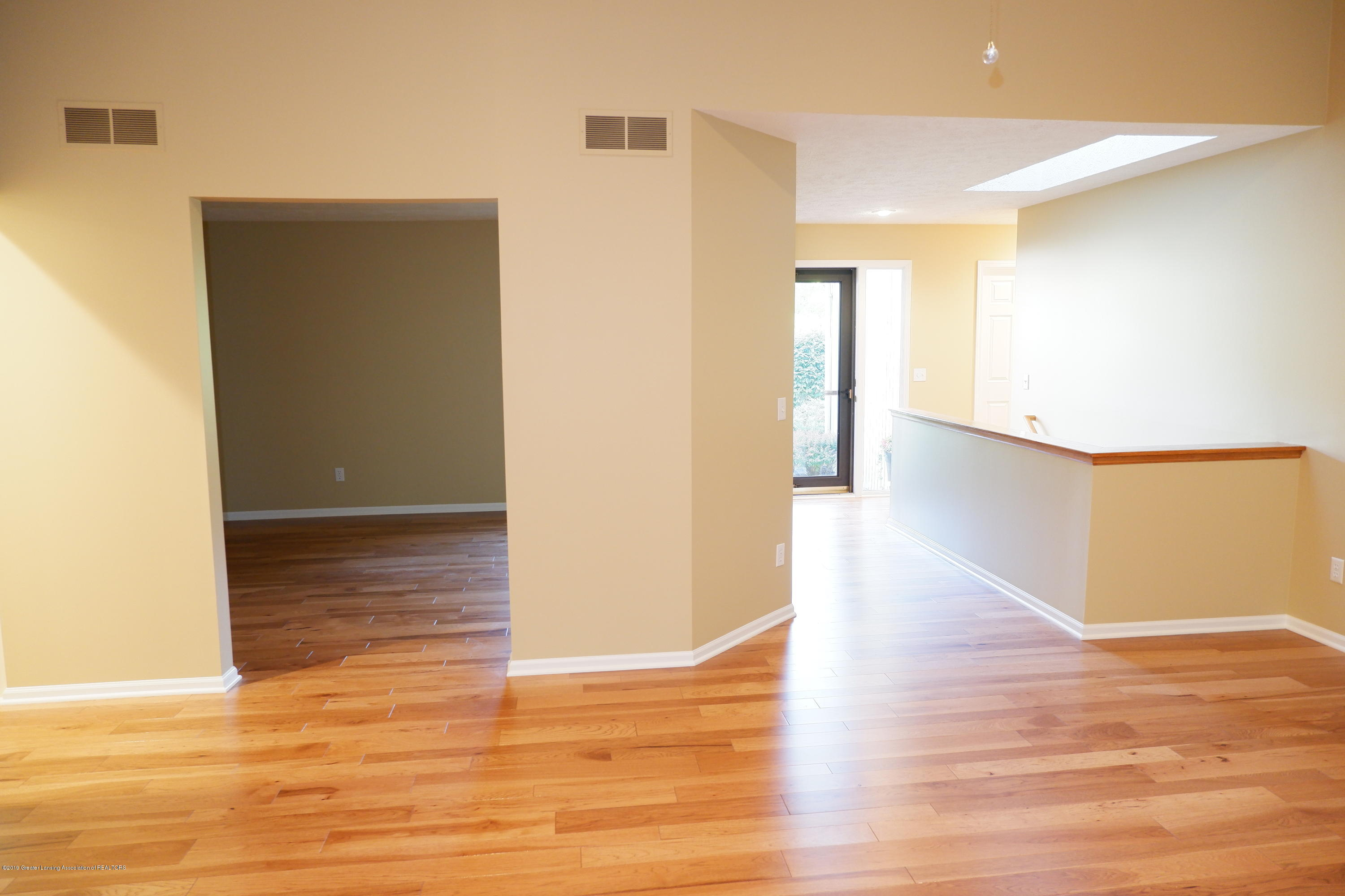 5250 E Hidden Lake Dr 89 - View into den - 6