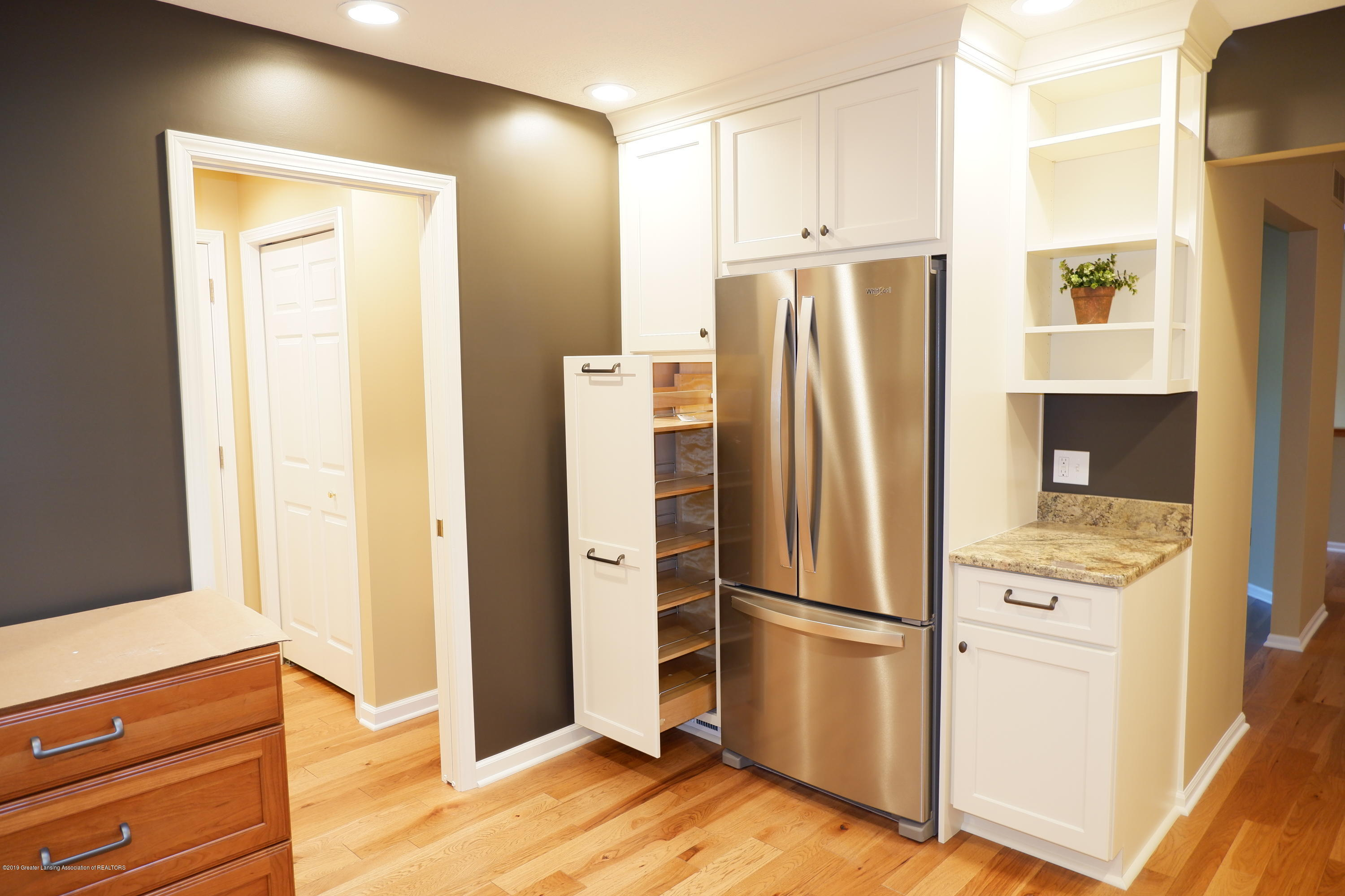 5250 E Hidden Lake Dr 89 - Pull out pantry area/display shelves - 11