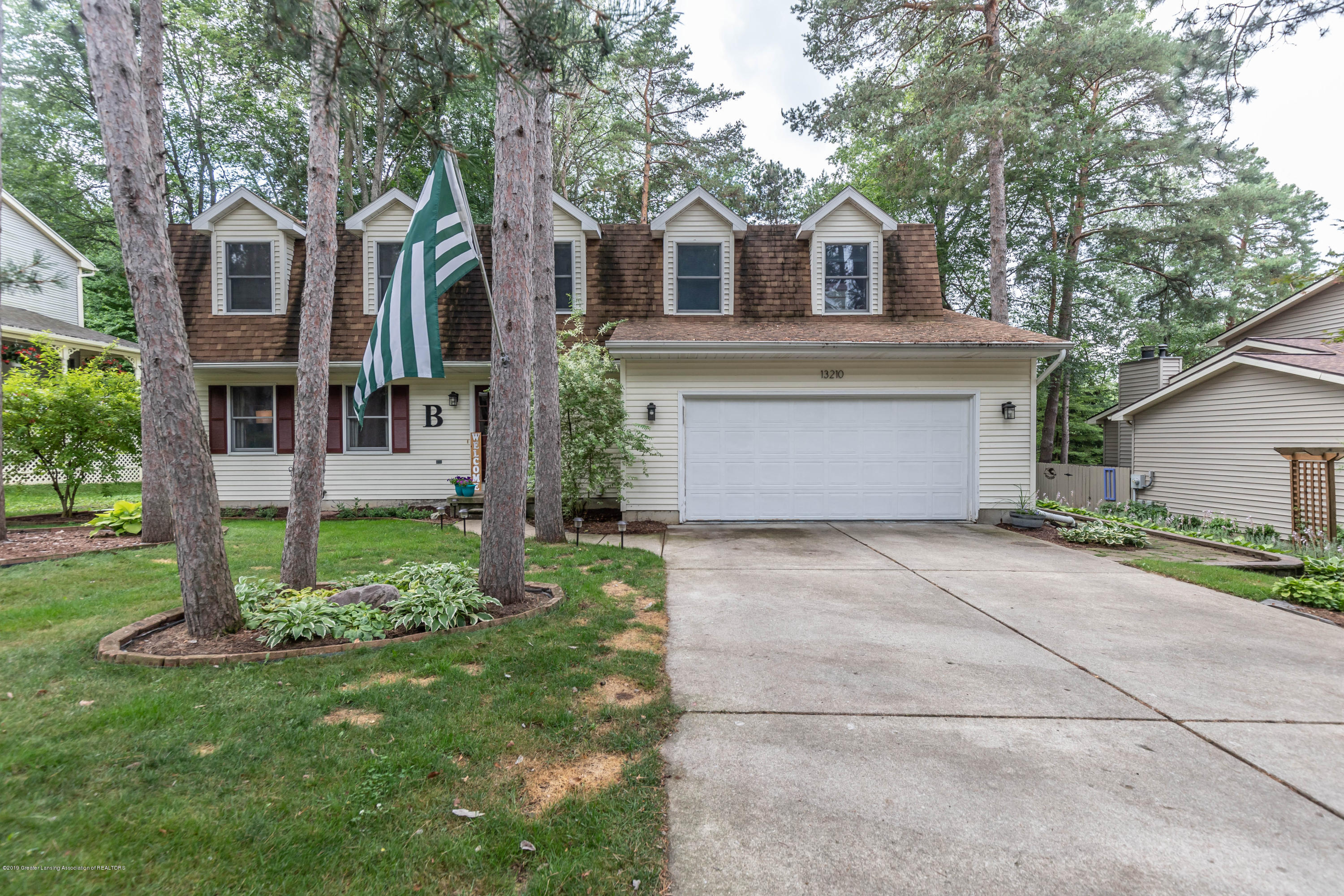13210 White Pine Dr - Front - 1
