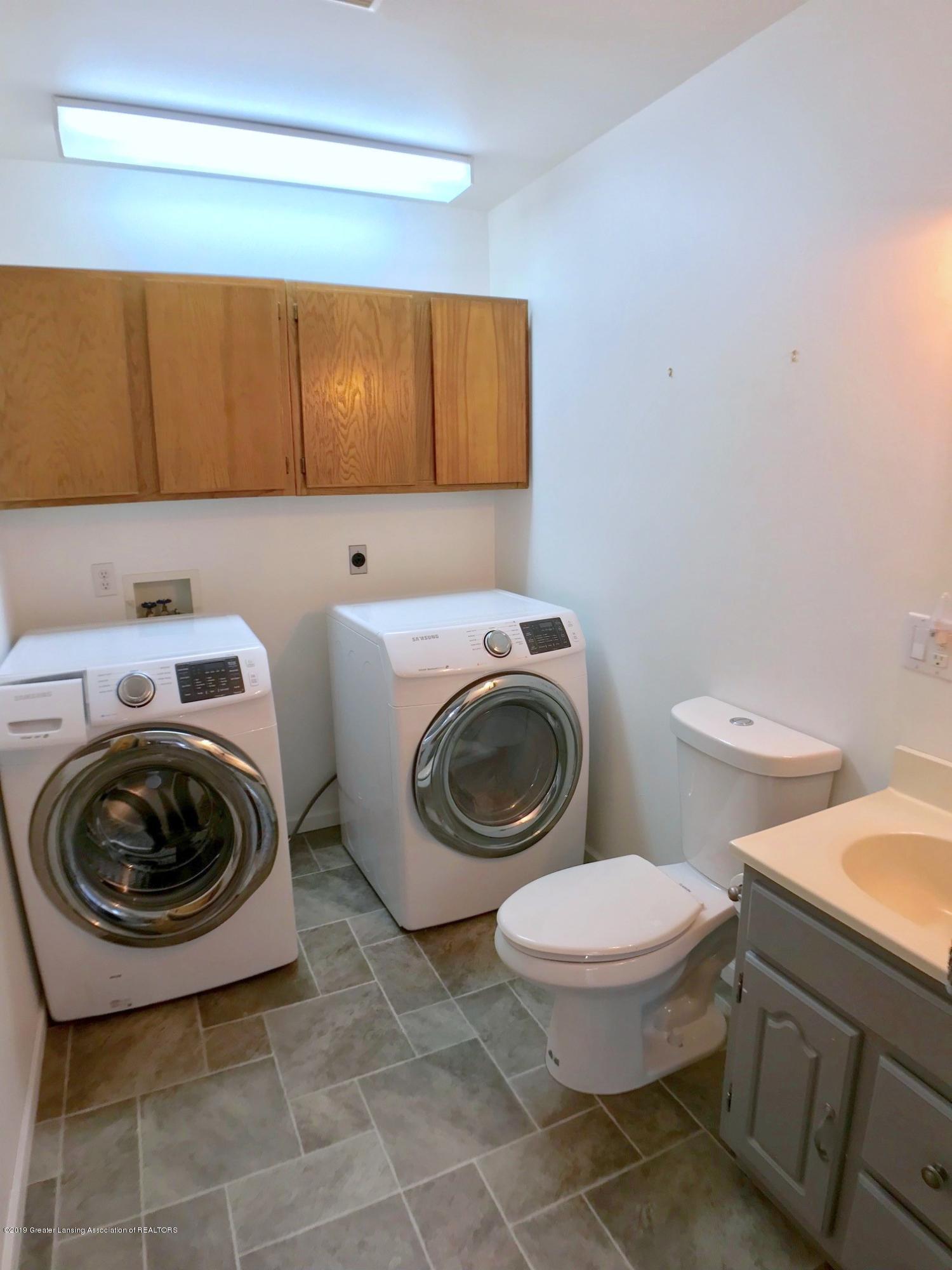 6523 W Hibbard Rd - First Floor Laundry / Half Bath - 25