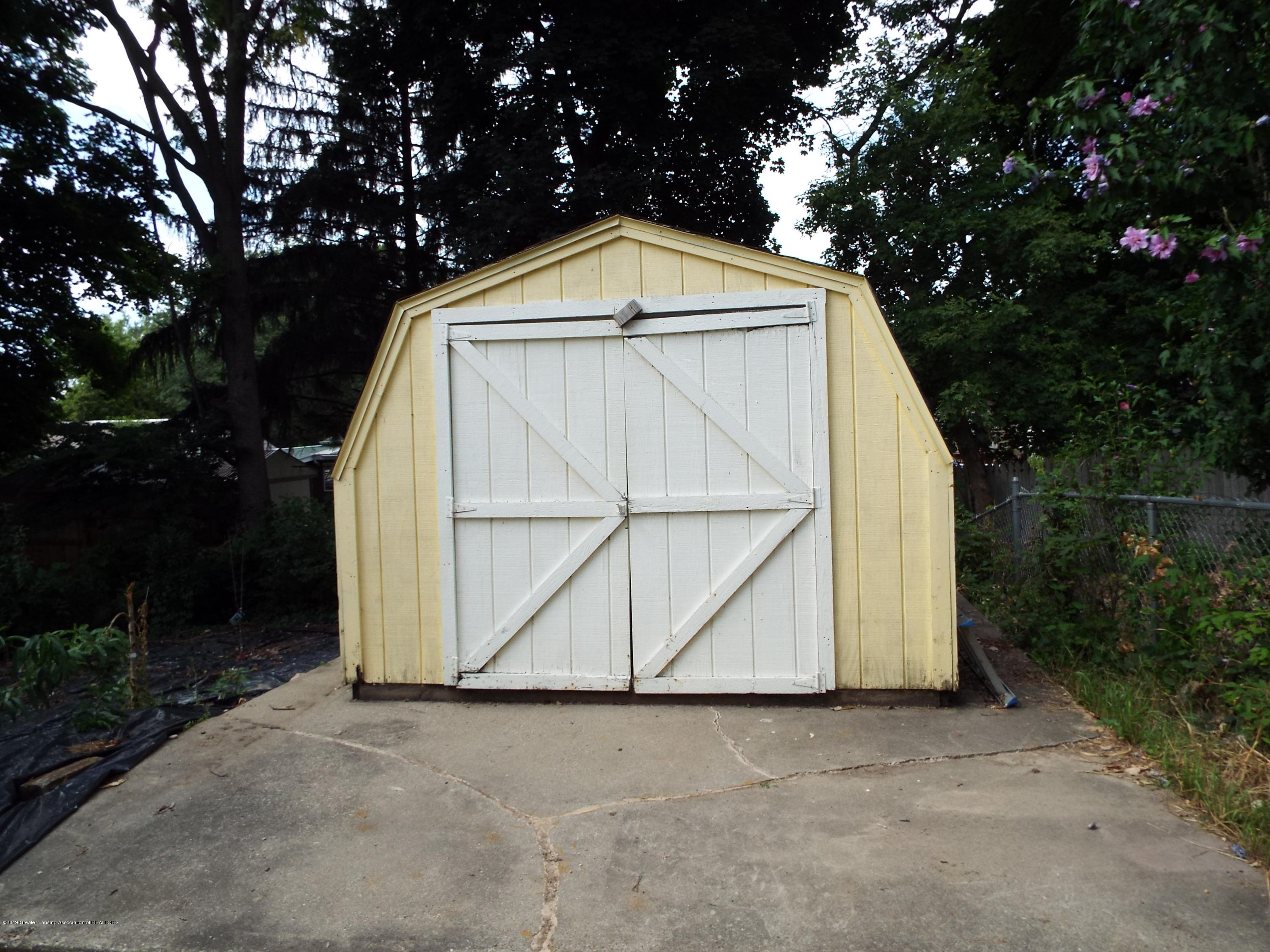 1218 Theodore St - Shed - 24
