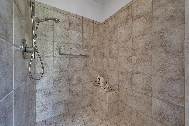 2327 Sapphire Ln - Master Bath shower with custom tile - 18