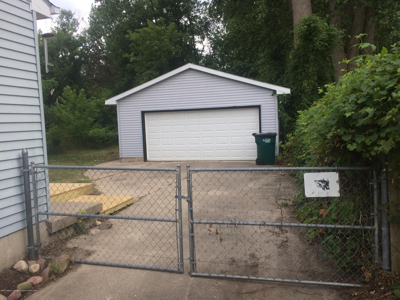 2421 Radford Rd - Garage - 13