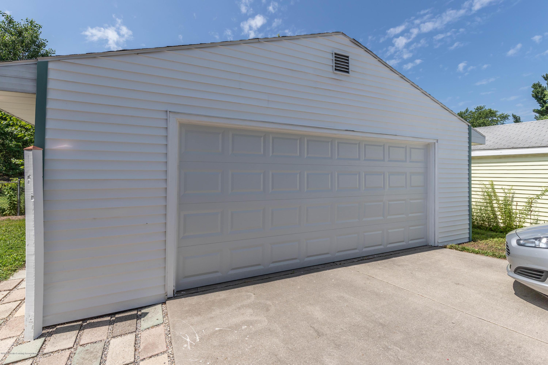 5010 Kessler Dr - Garage - 20