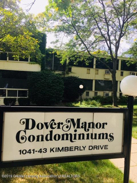 1041 Kimberly Dr APT 2 - Dover Manor - 1