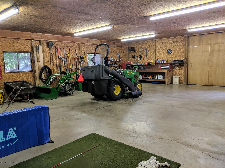 9505 Oneida Rd - Pole barn - 15