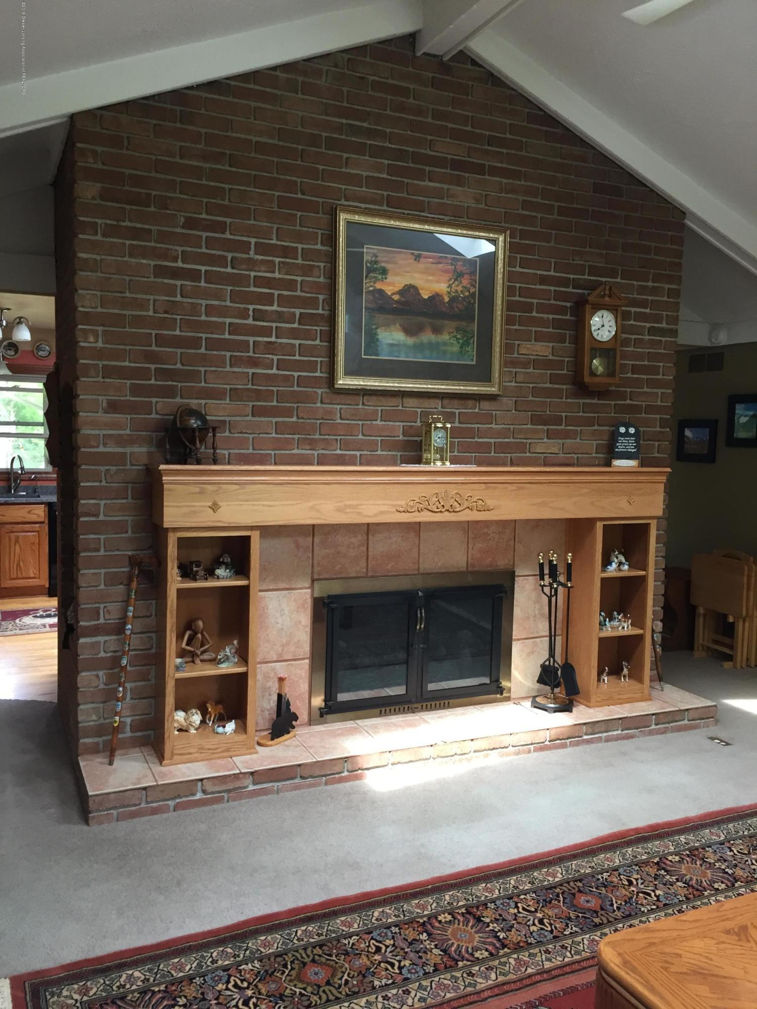 805 E Dill Dr - Fireplace Full view - Daytime - 30
