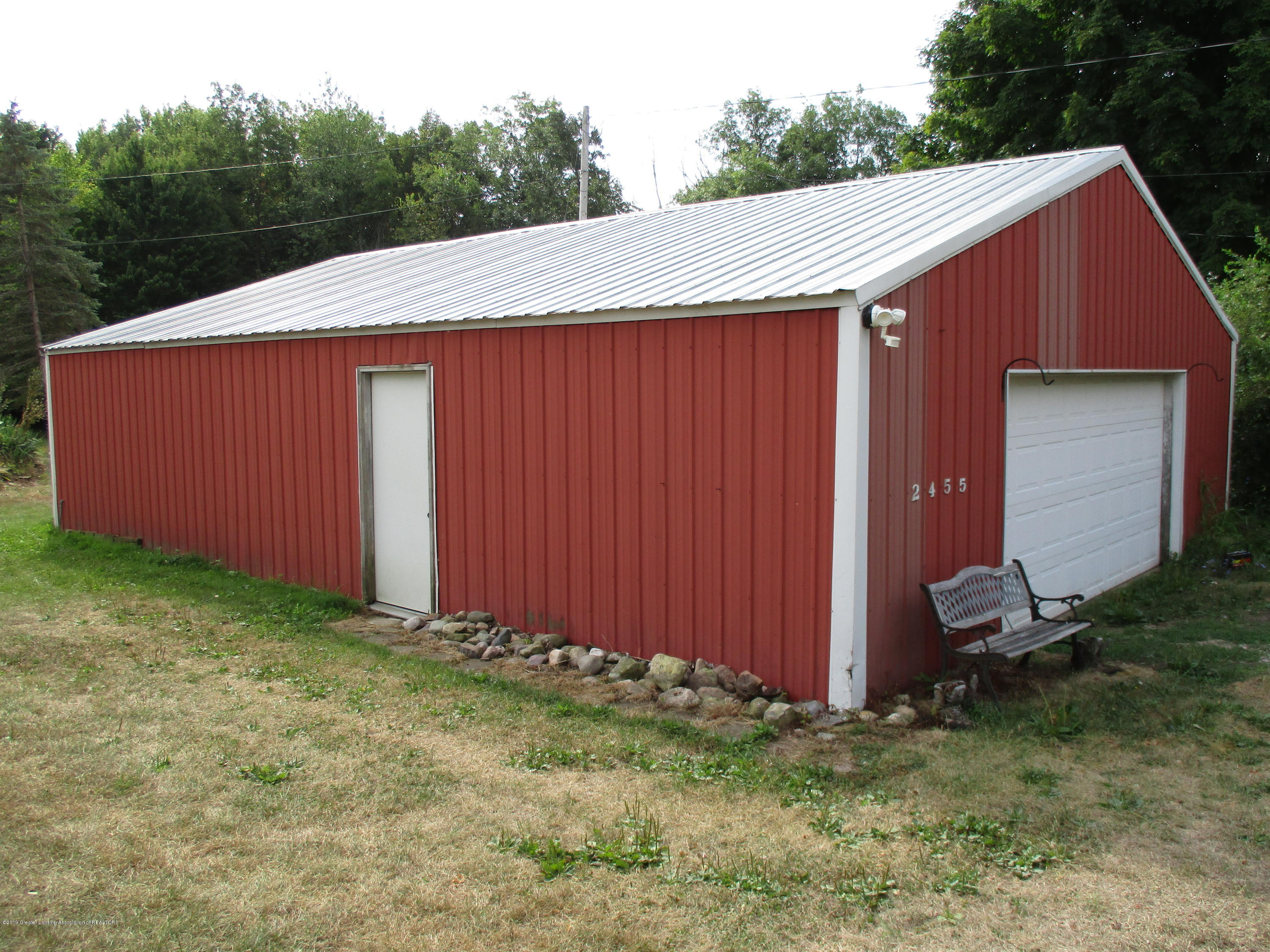 2455 S Perkey Rd - 22 Pole Barn - 23