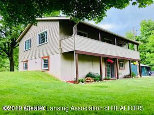 1314 N Pease Rd - front of house - 1