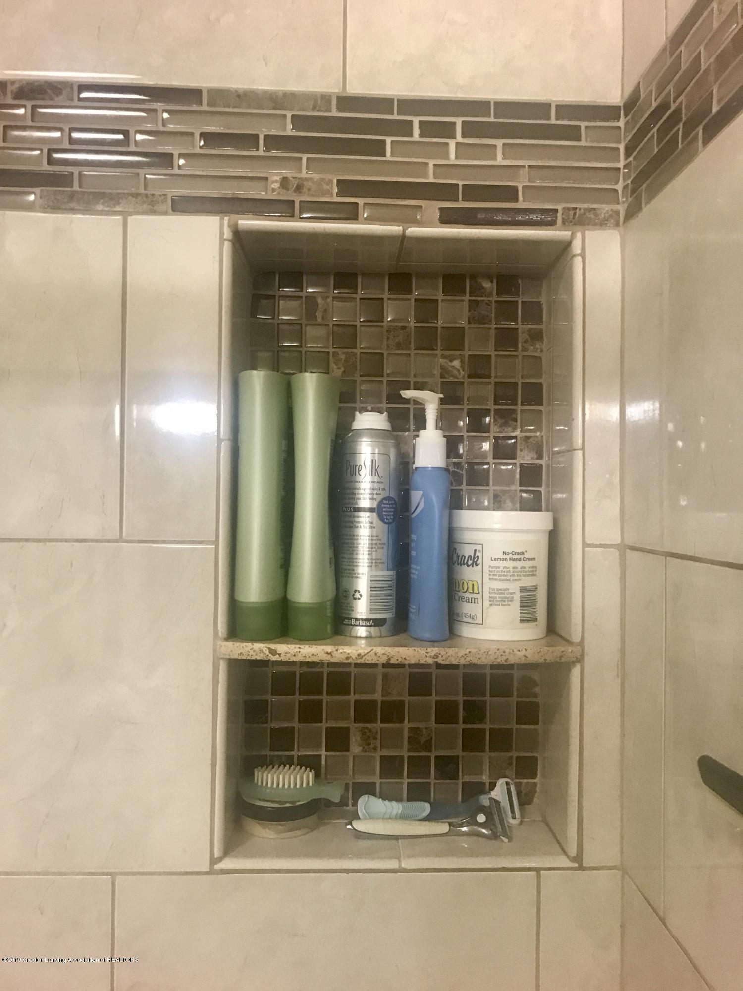 805 E Dill Dr - Elegant inlaid  Tiled Shelve Design - 49