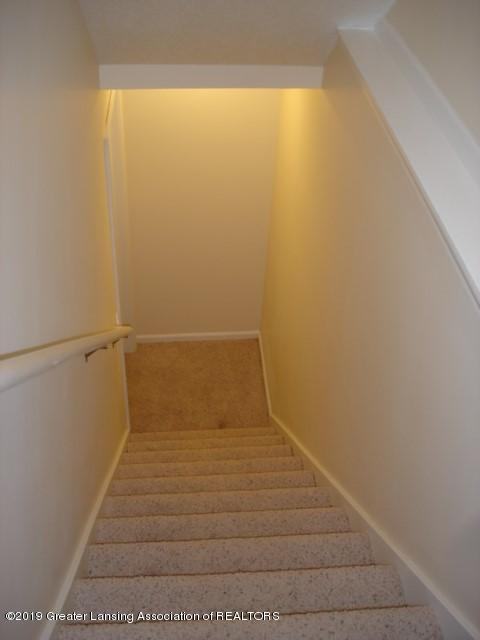 1506 S Lansing St - STAIRS TO BASEMENT - 17