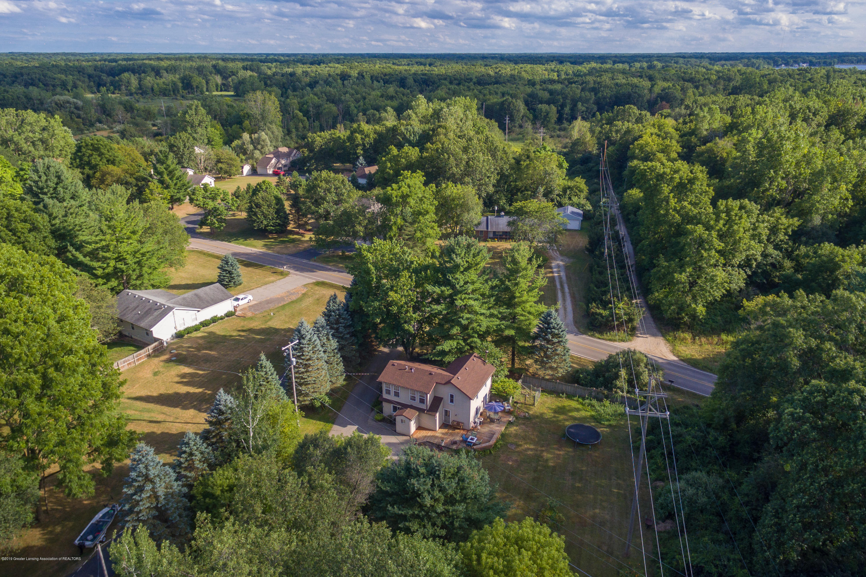 8755 Coleman Rd - Aerial View - 32
