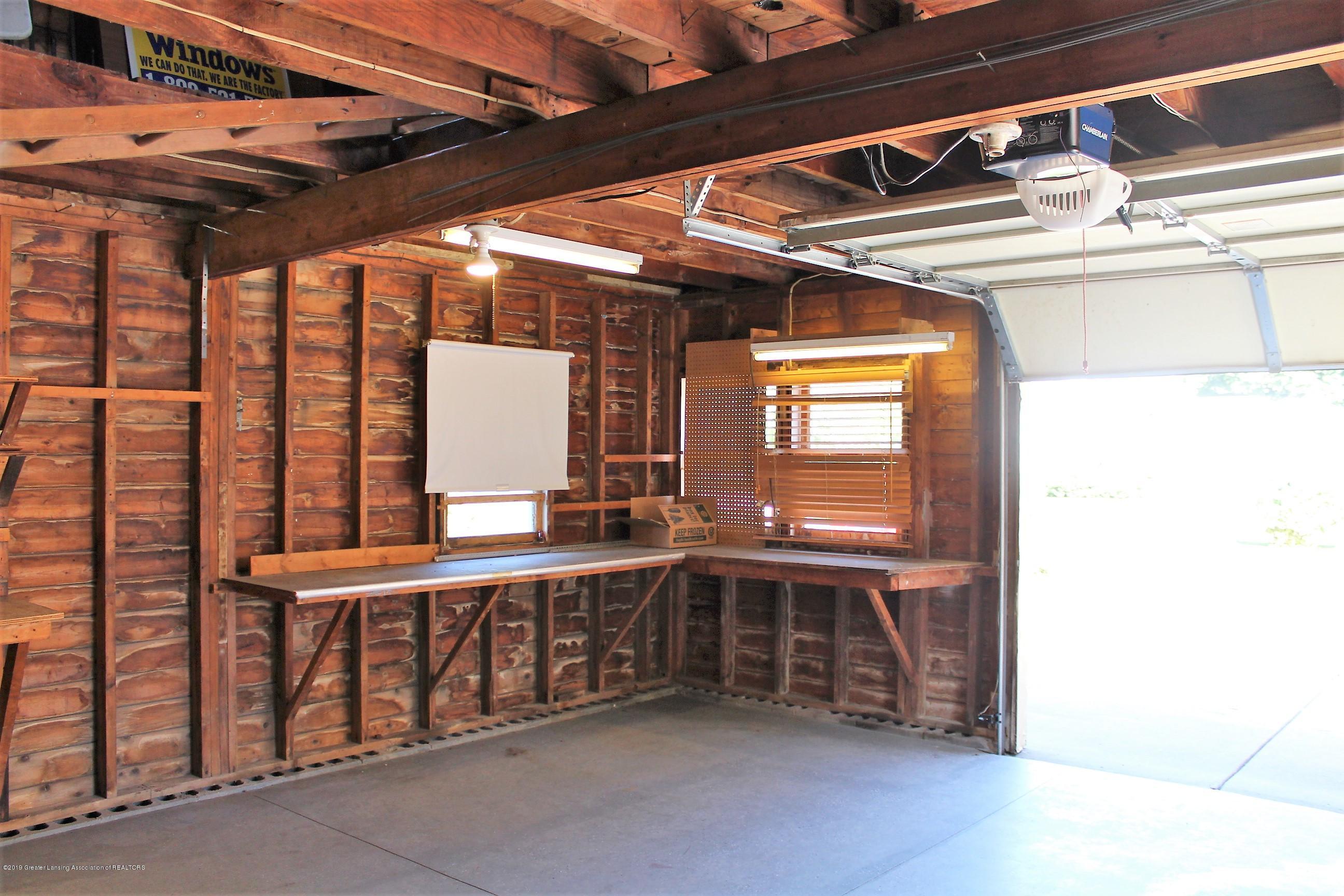 415 Park St - Interior Garage - 31