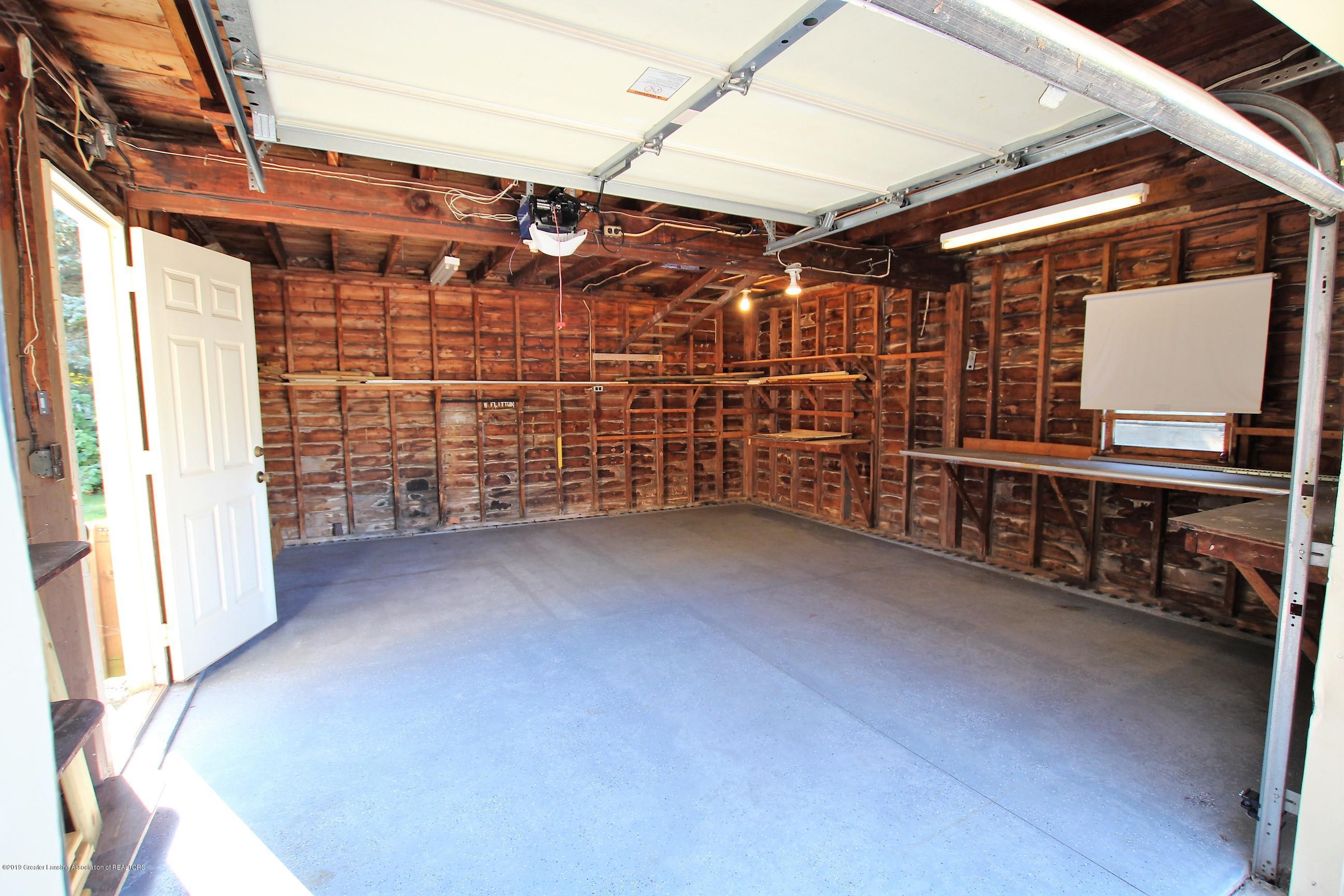415 Park St - Interior Garage - 30