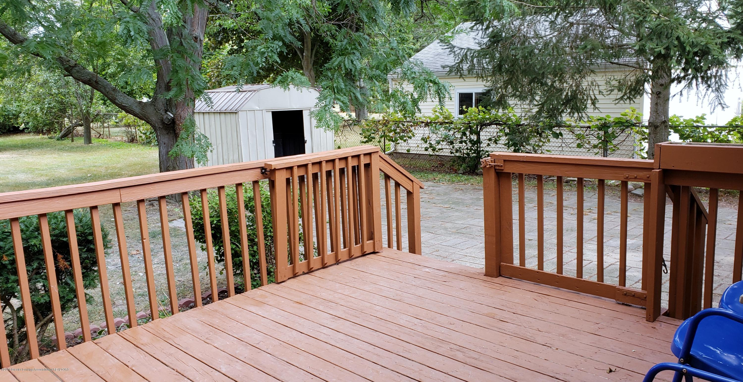 224 Woodhaven Dr - Deck with Gate - 24