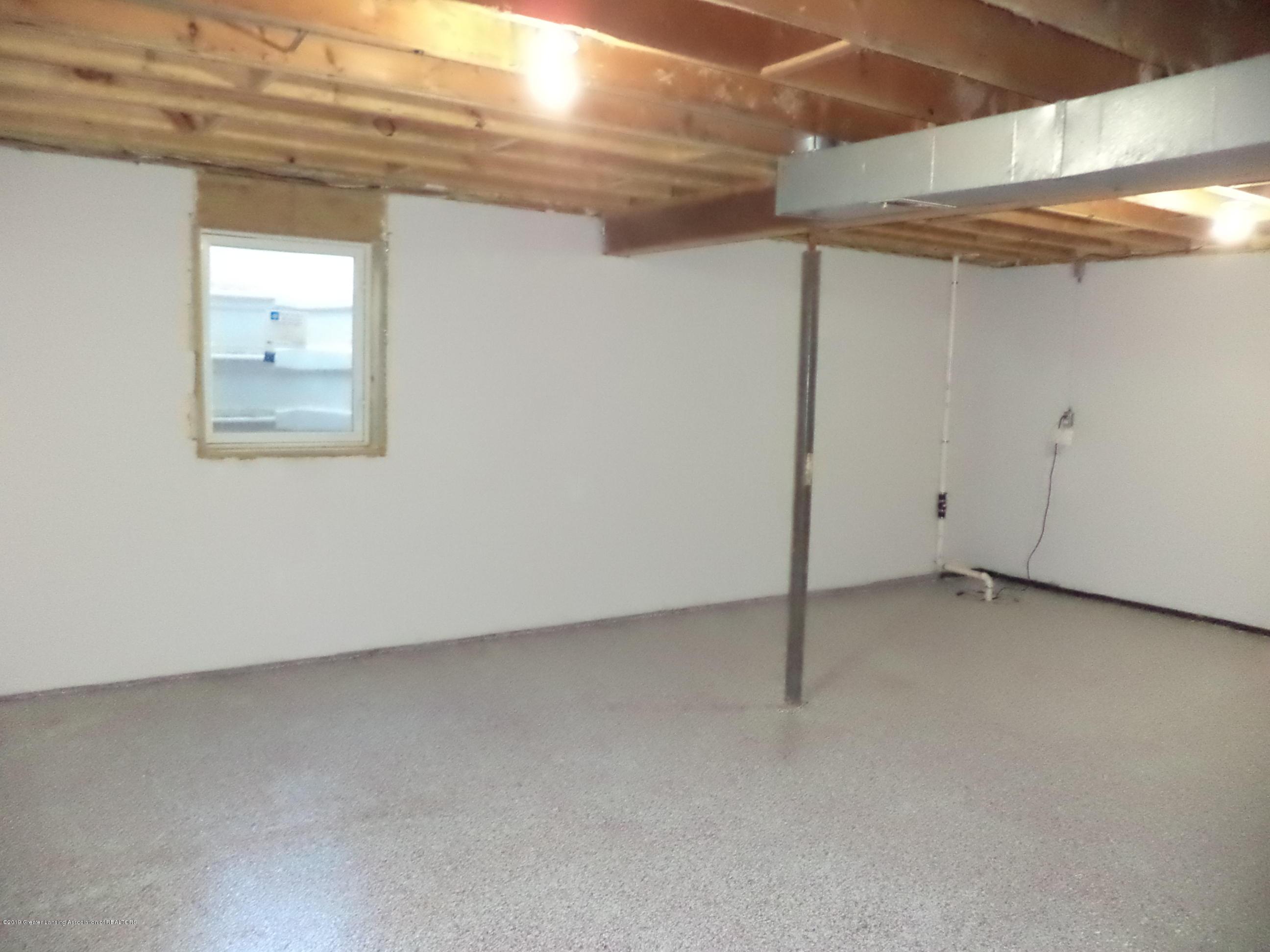 3200 S Dewitt Rd - Lower level egress window - 30