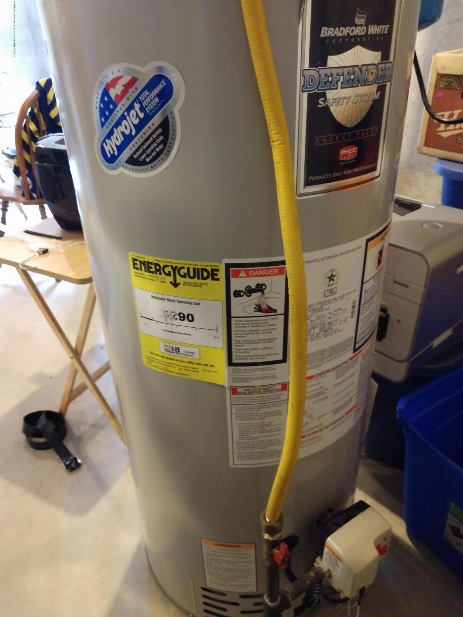 1273 Evans St - Water Heater - 12