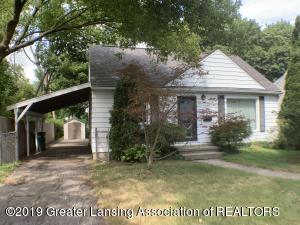 Property for sale at 1117 Edison Avenue, Lansing,  Michigan 48910