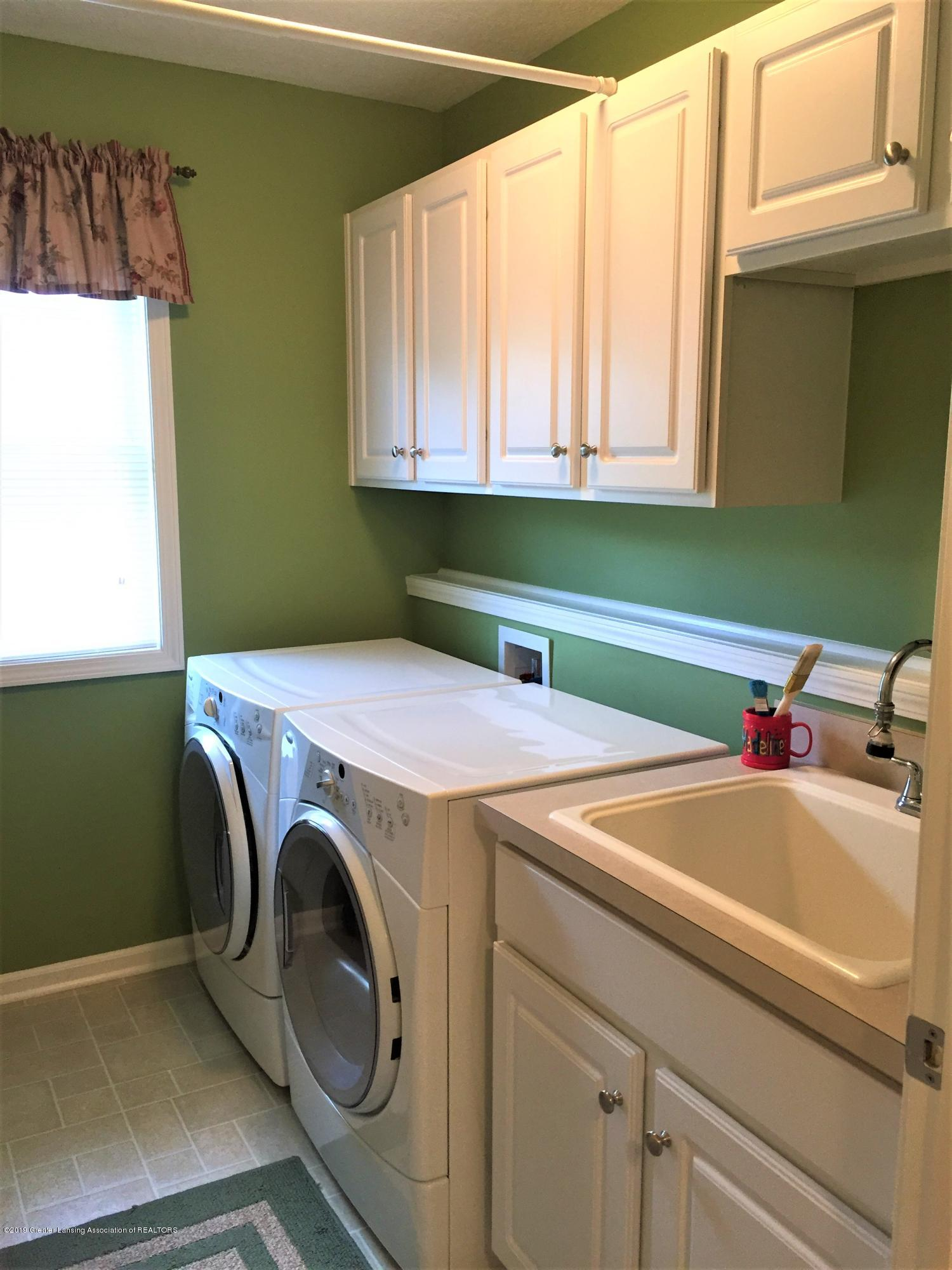8617 Wheatdale Dr - Laundry Room Off of Mudroom - 13