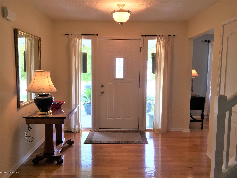 8617 Wheatdale Dr - Front Door Inside - 4