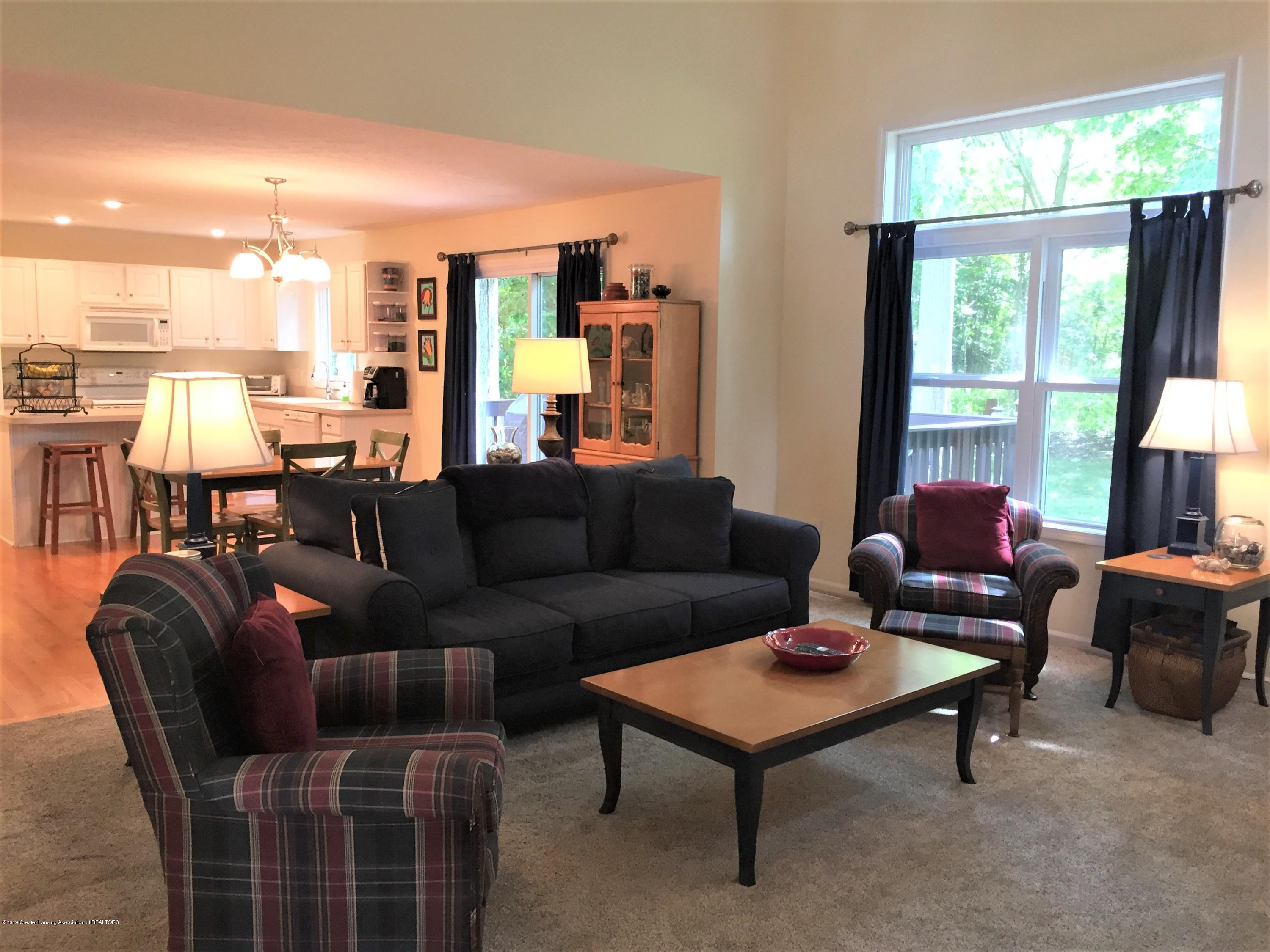 8617 Wheatdale Dr - Living Room View from Master Bedroom - 19
