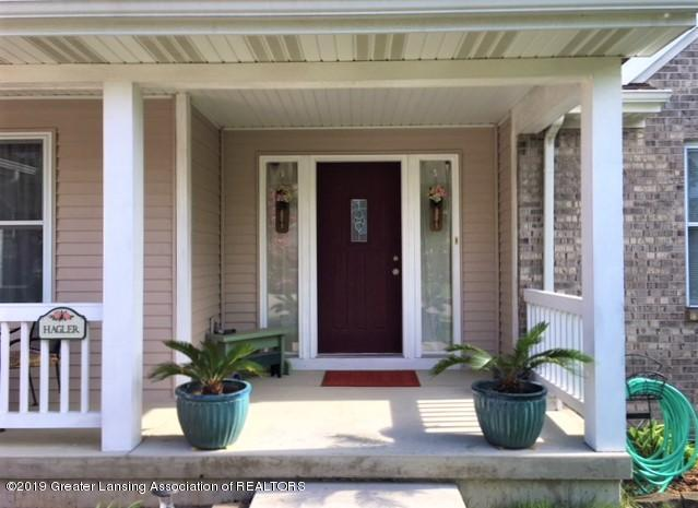 8617 Wheatdale Dr - Front Door Outside - 3